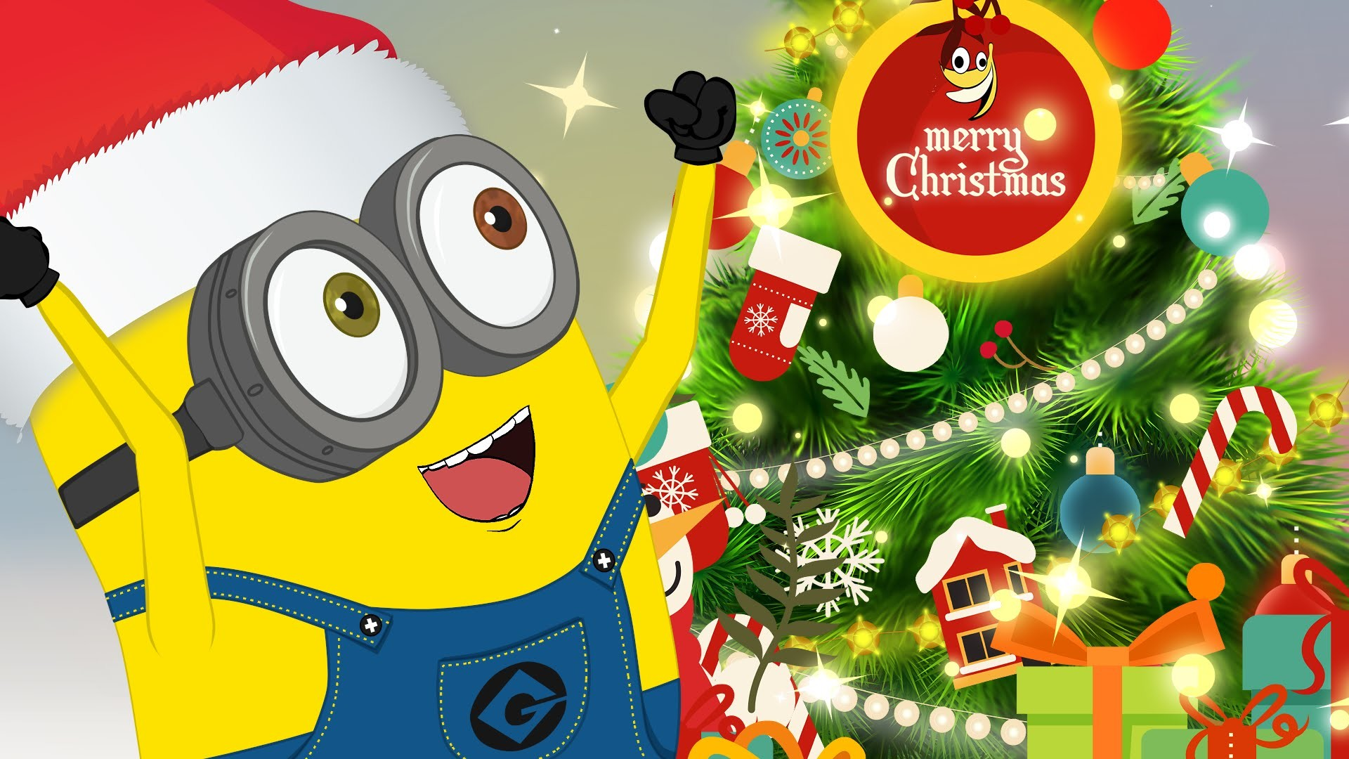 minion outdoor christmas decorations