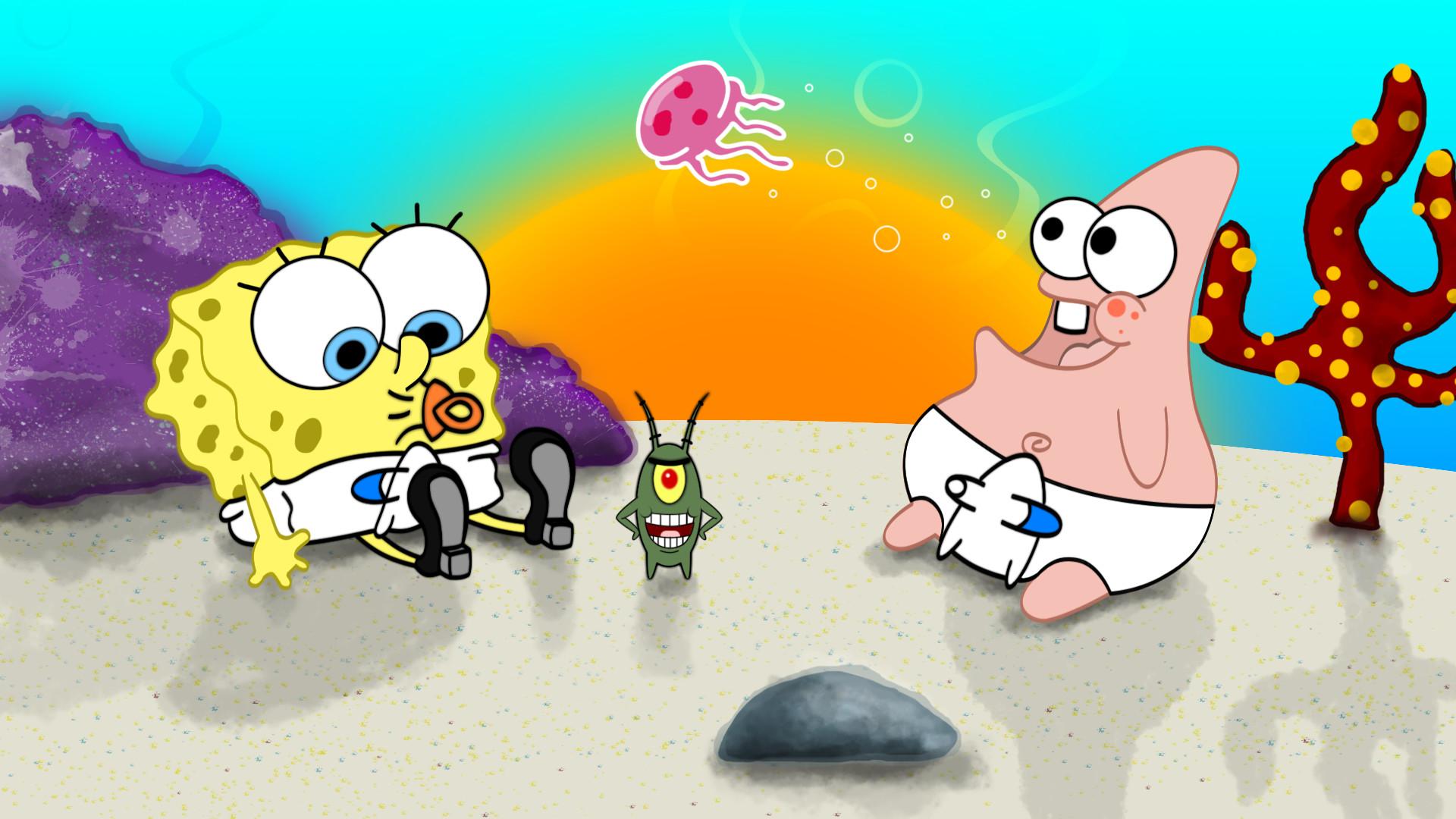 Tags: cartoon, SpongeBob Squarepants