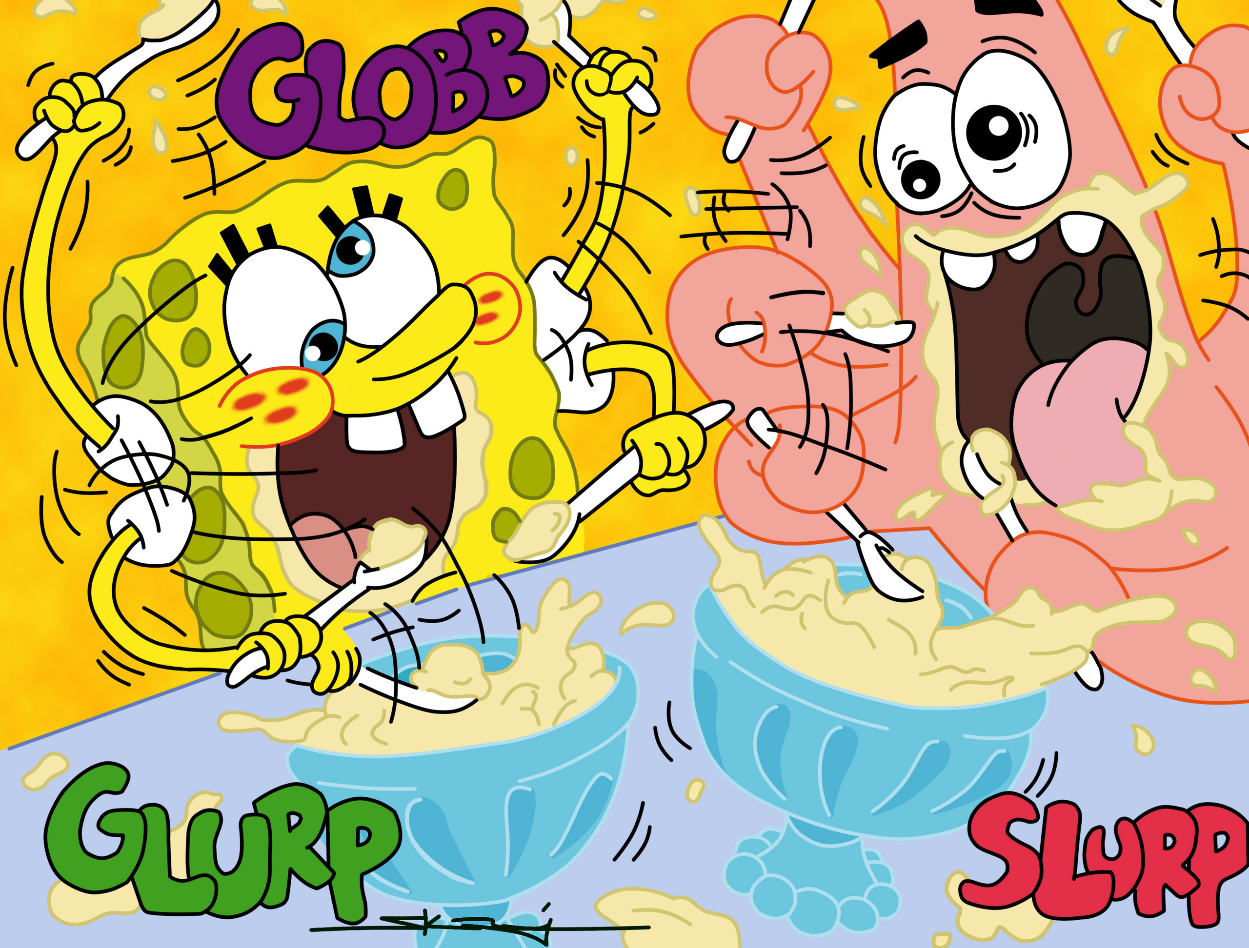 Are You Spongebob Or Patrick?