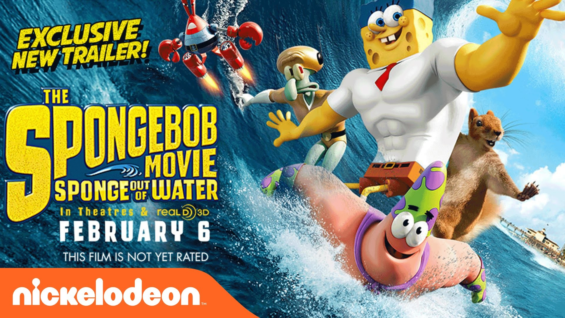 the spongebob movie sponge out of water wallpaper images background w zn