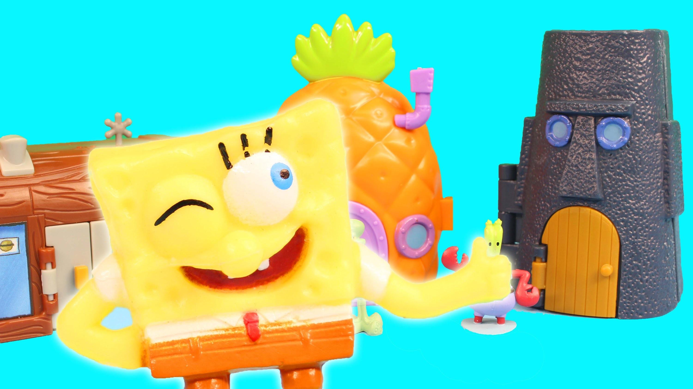 Pictures Of Spongebob Squarepants House Nickelodeon Spongebob Squarepants  Pineapple House Krusty Krab Decoration Ideas