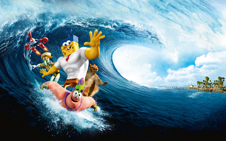 Spongebob Movie Wallpaper Background 6650