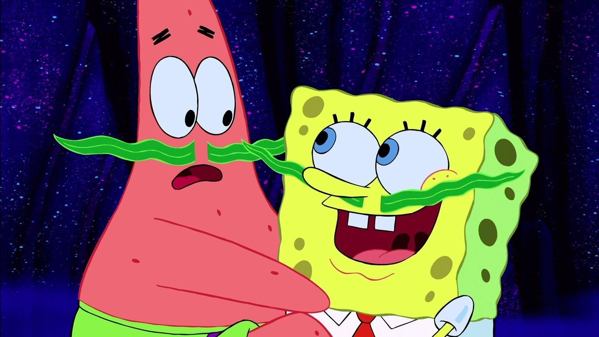 Spongebob Squarepants Patrick Background HD Wa #791 .