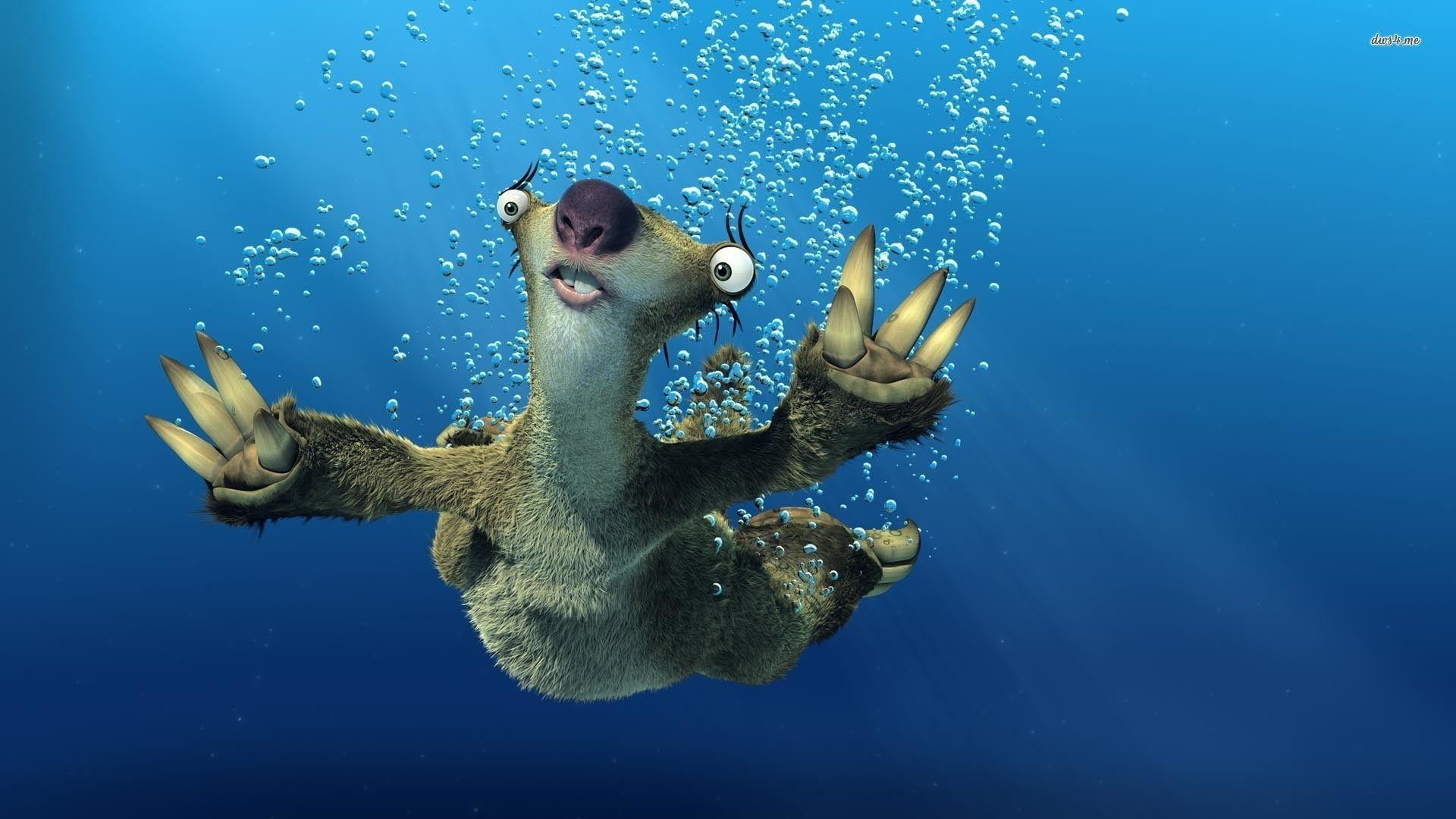 Images For > Ice Age Sid Wallpapers