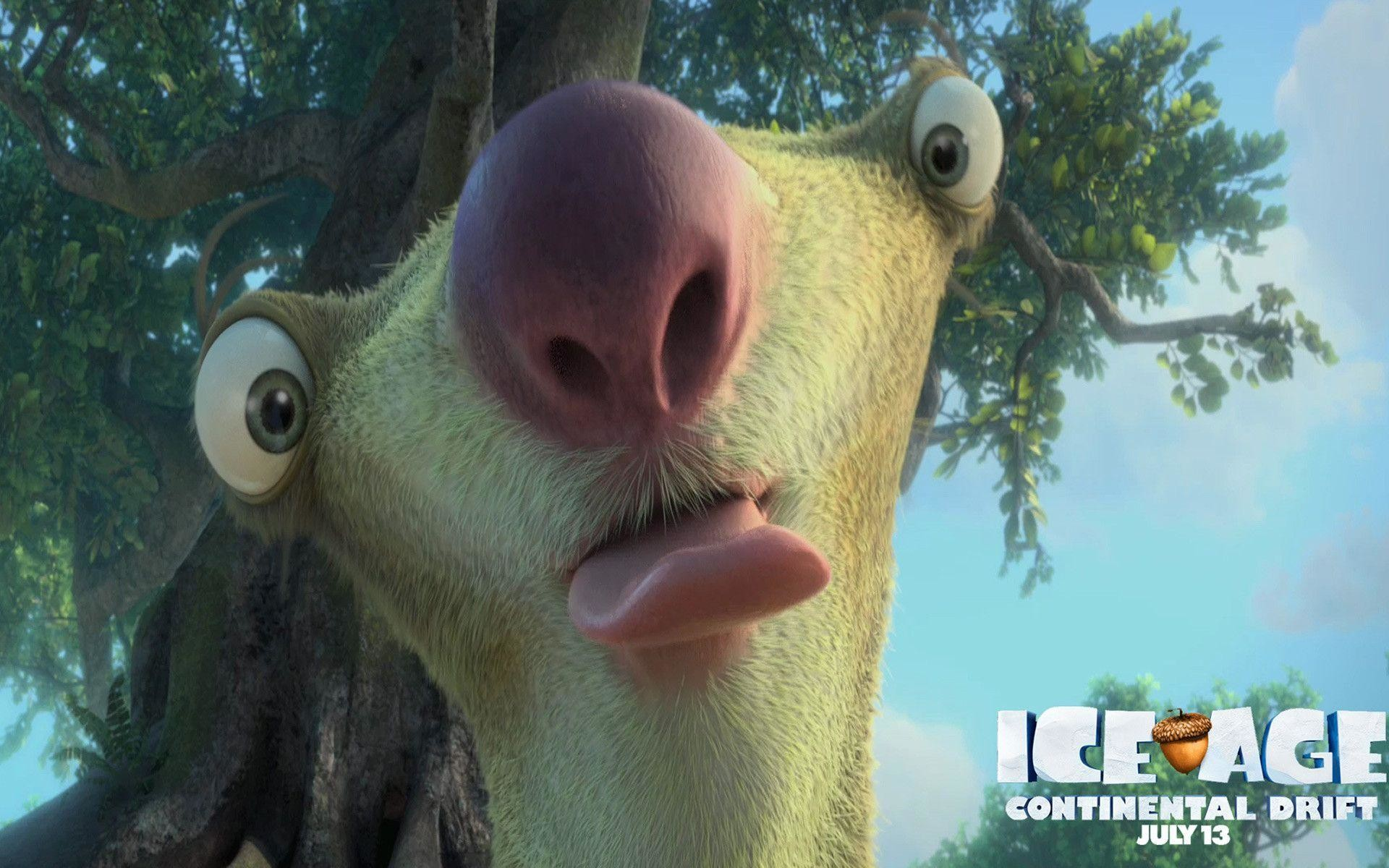 Pix For > Ice Age Sid Wallpaper