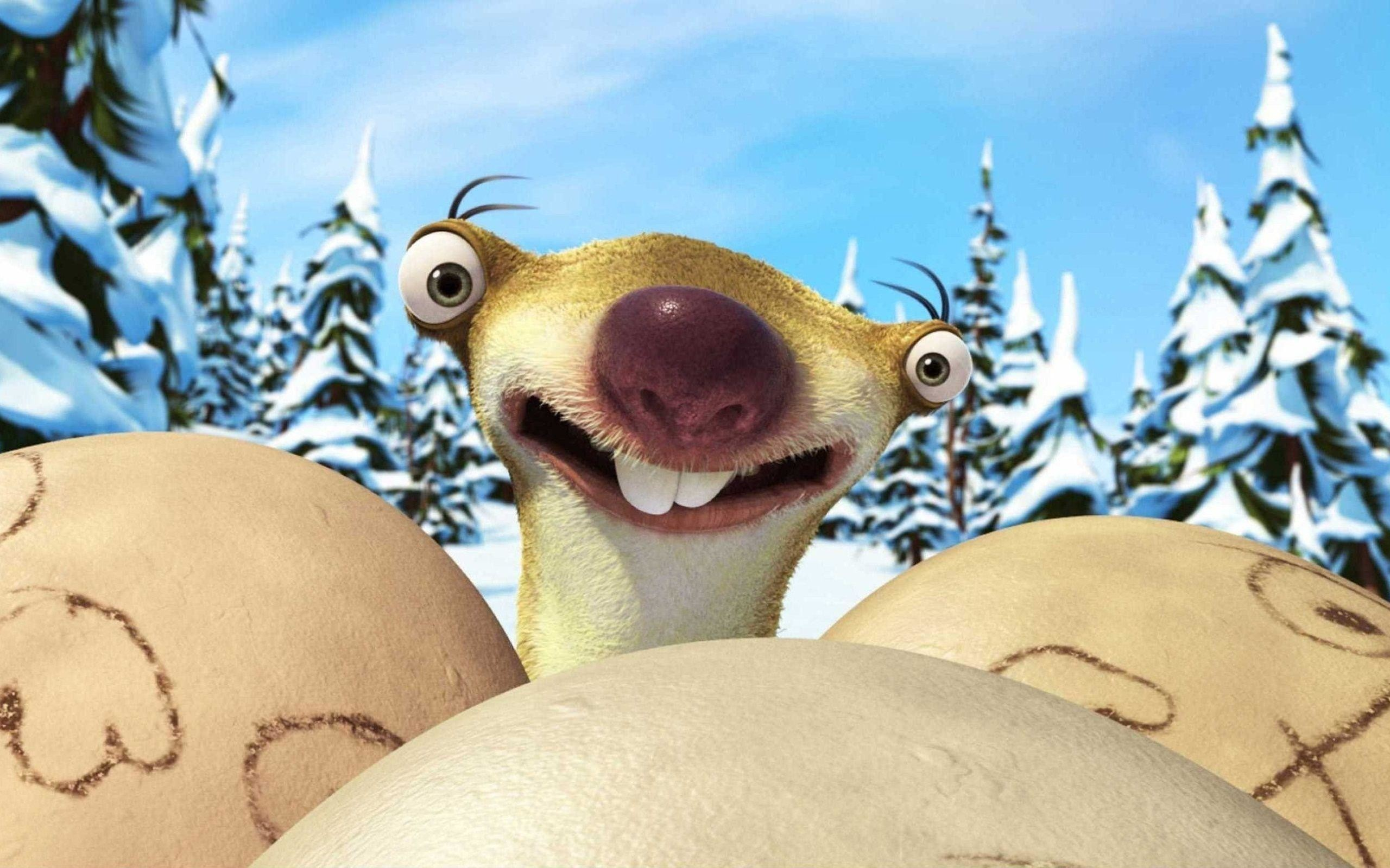 Images For > Ice Age Sid Wallpaper