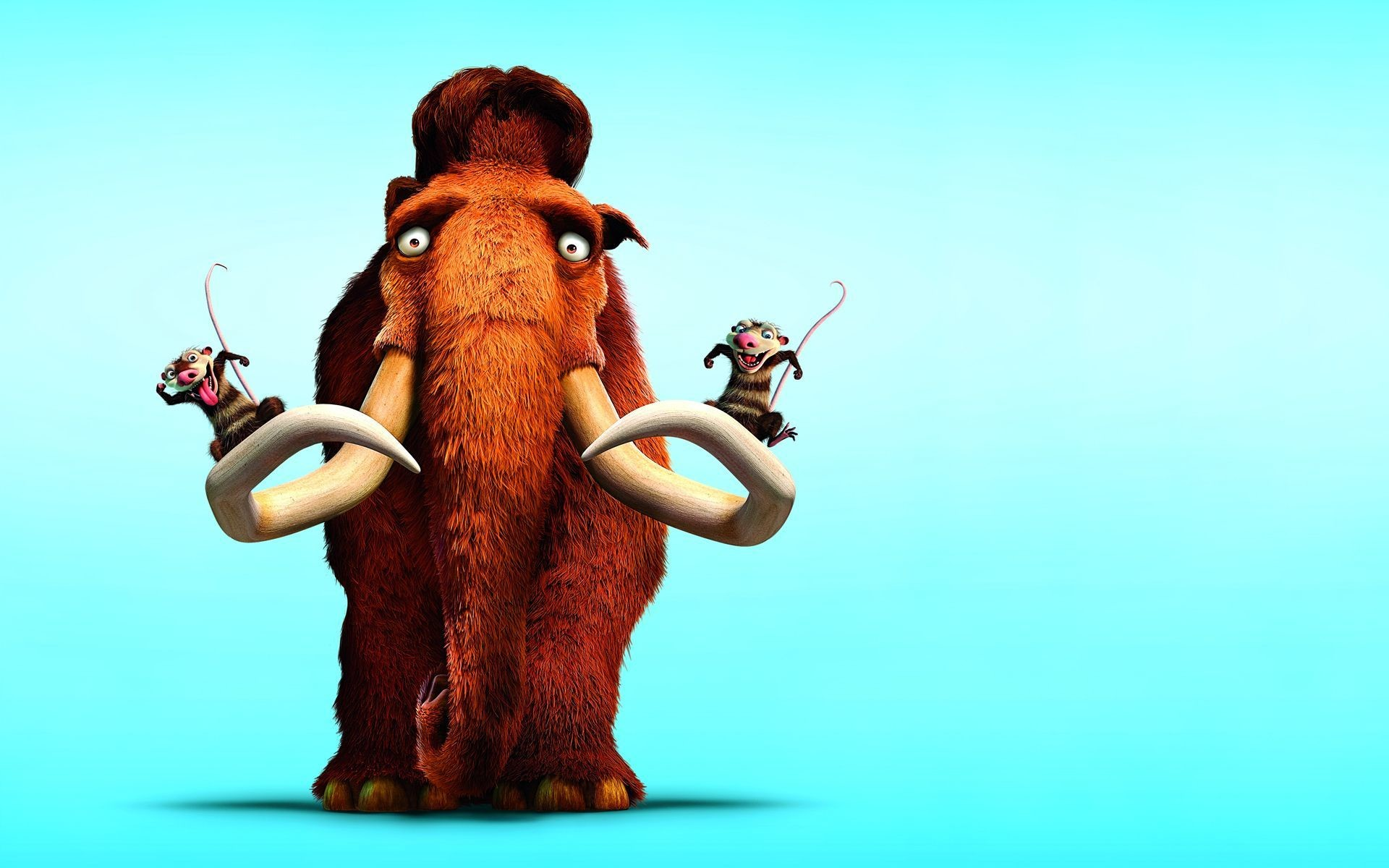 … Ice Age: Dawn of the Dinosaurs HD Wallpaper 1920×1200