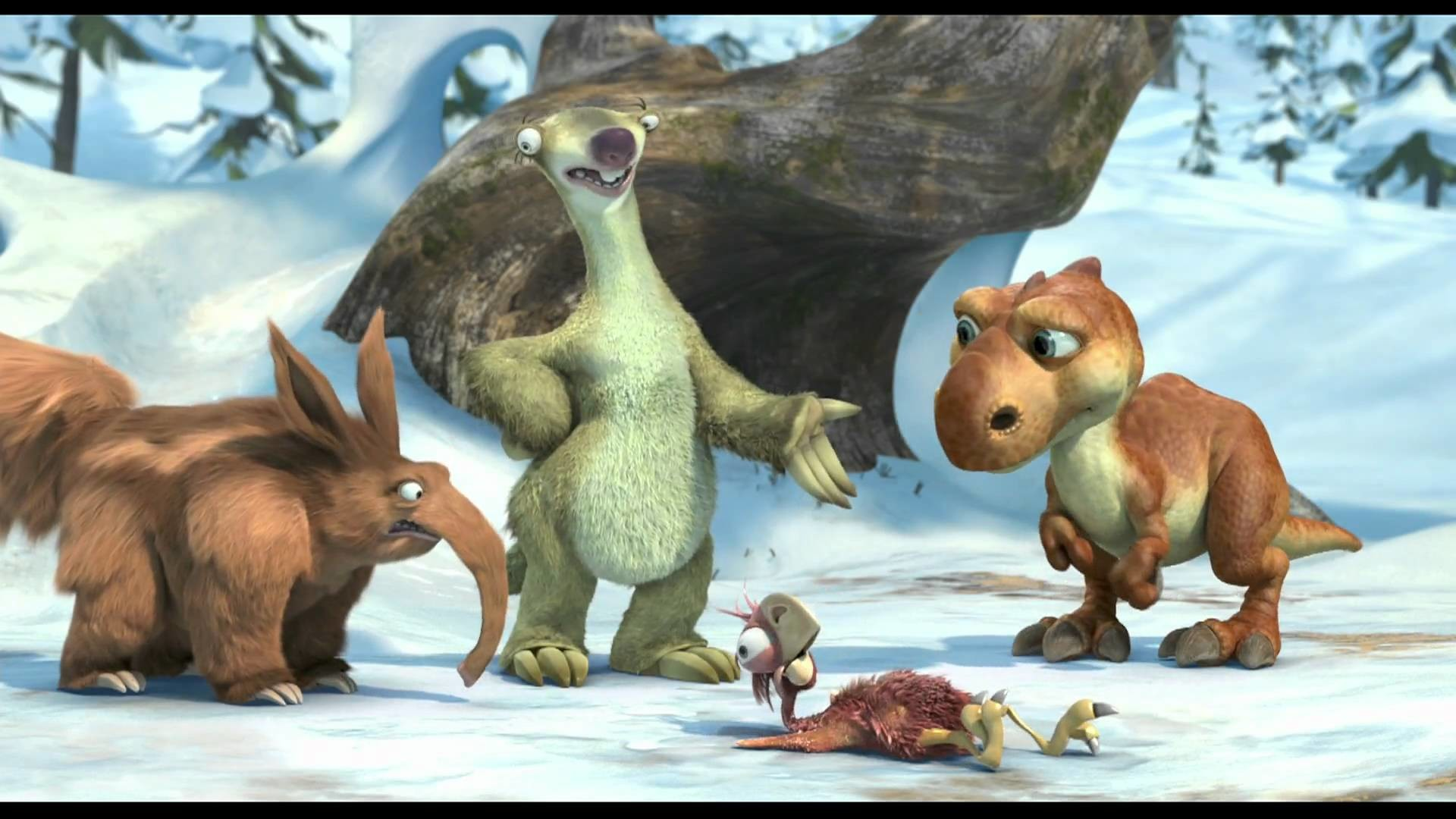 Ice Age: Dawn of the Dinosaurs | Official Trailer | 20th Century FOX –  YouTube