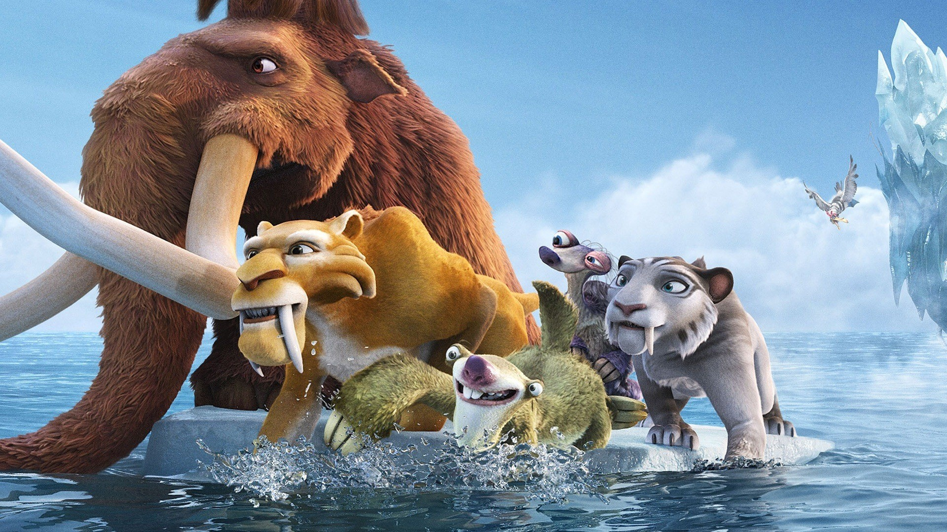 90421 448110-ice-age-computer-wallpapers H804cGR  iceage4_scratthanksgiving_hd …