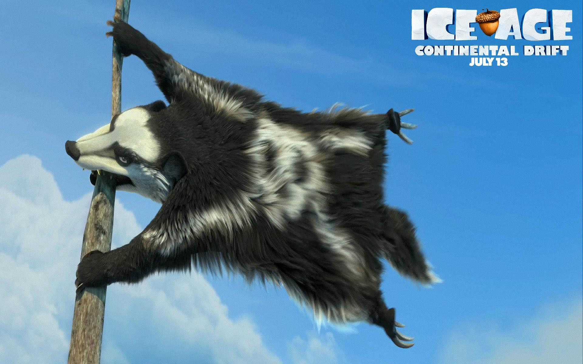 Sid Ice Age HD Wallpapers Backgrounds Wallpaper 1920×1200