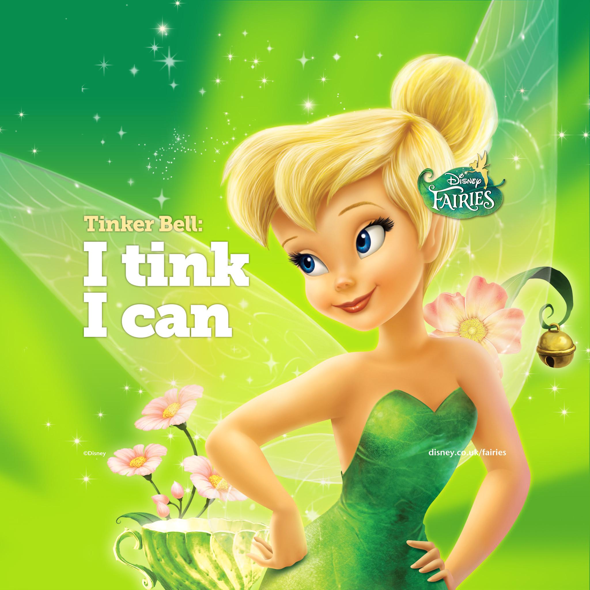 Disney Fairies Tinkerbell Tink | Tinker Bell iPad