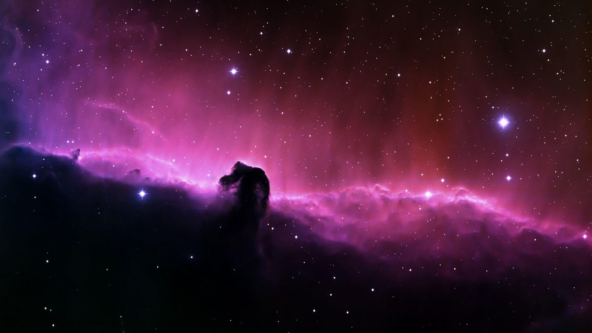 Stars, wallpaper, ps3, star, pink, horsehead (#148555)