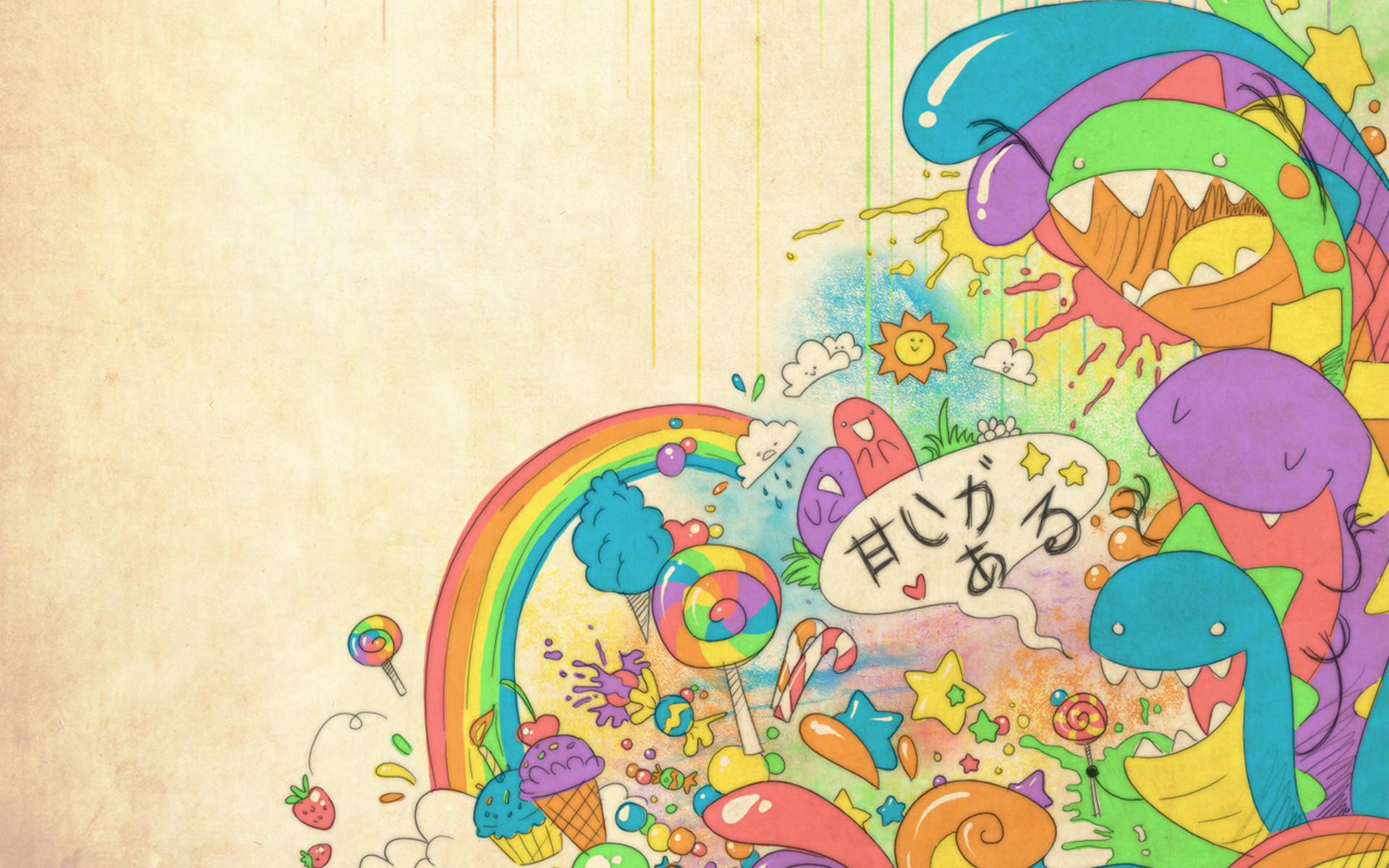 Cute Colorful wallpaper – 1168978