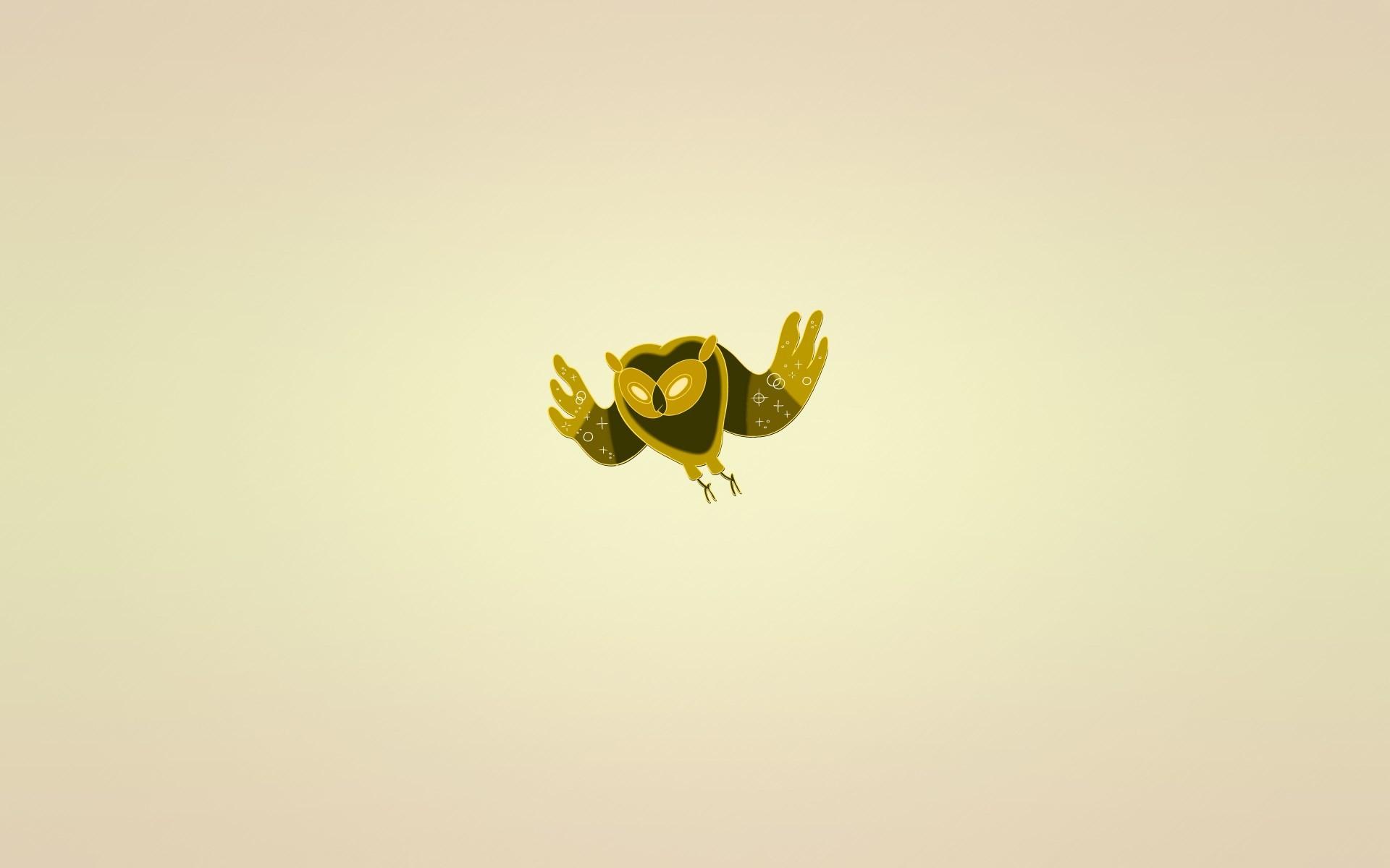 Owl Minimalism Art
