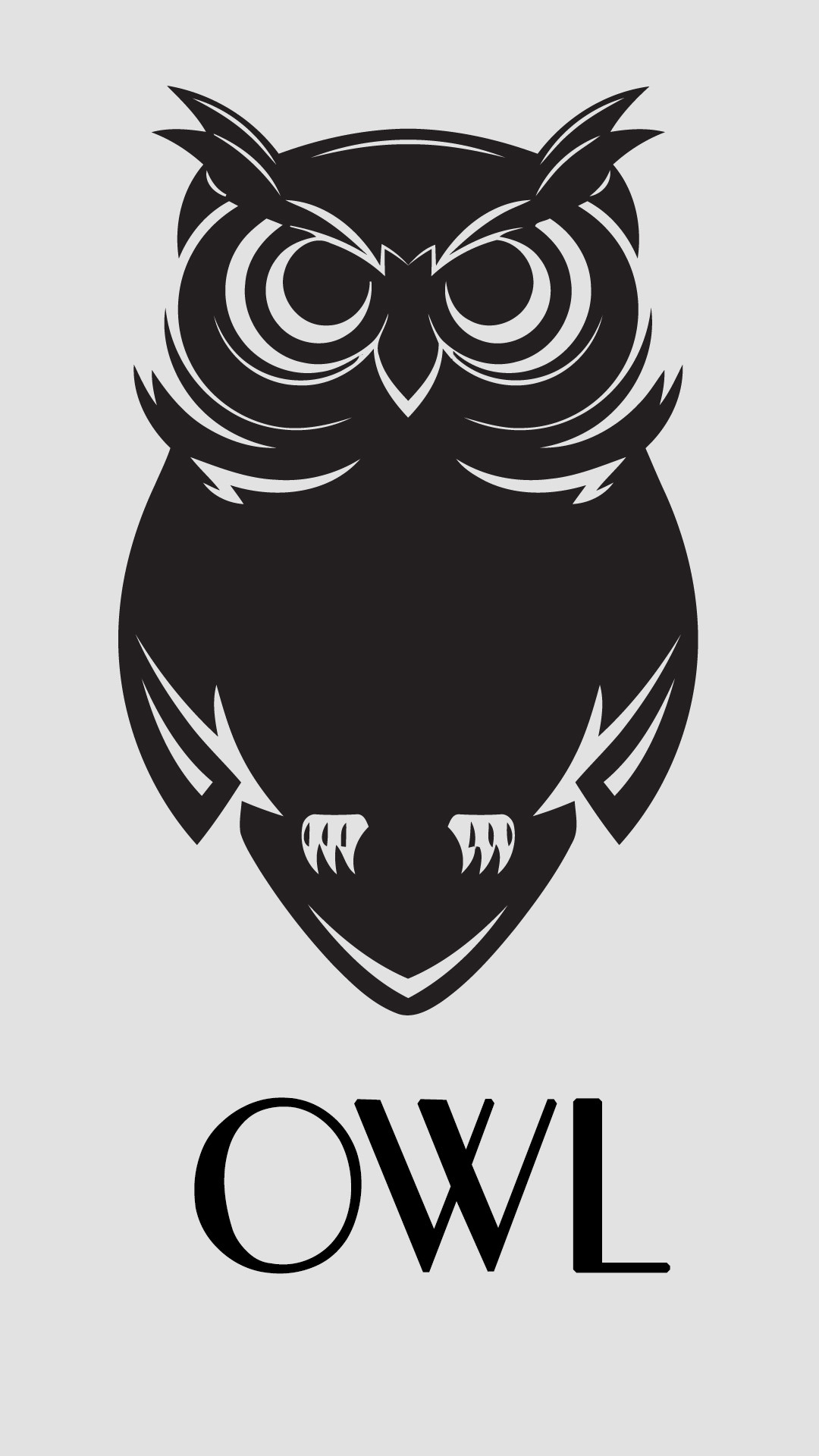 Owl wallpaper! just because …