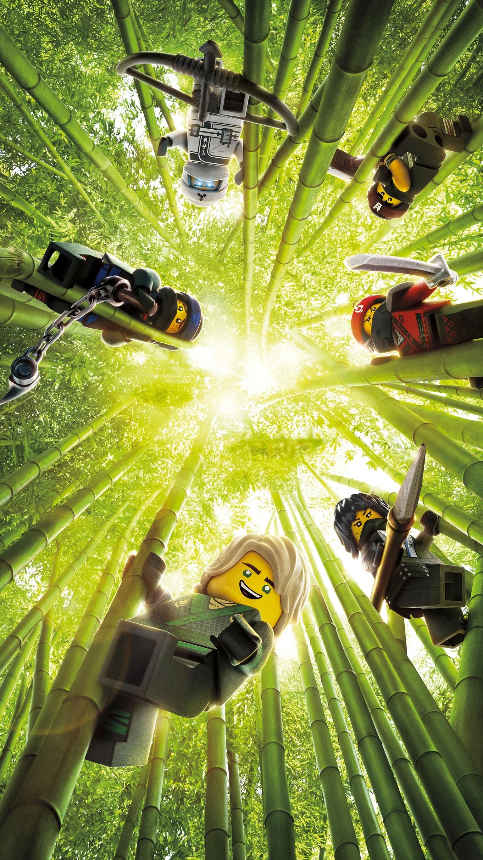 "Wallpaper for ""The LEGO Ninjago Movie"" …"