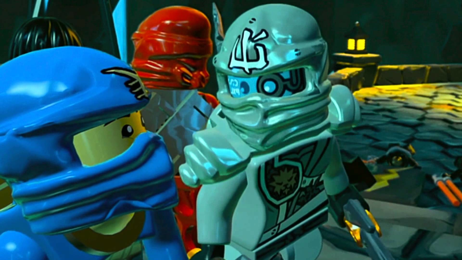 LEGO NINJAGO: SHADOW OF RONIN NOW AVAILABLE ON iPHONE, iPAD and iPOD TOUCH
