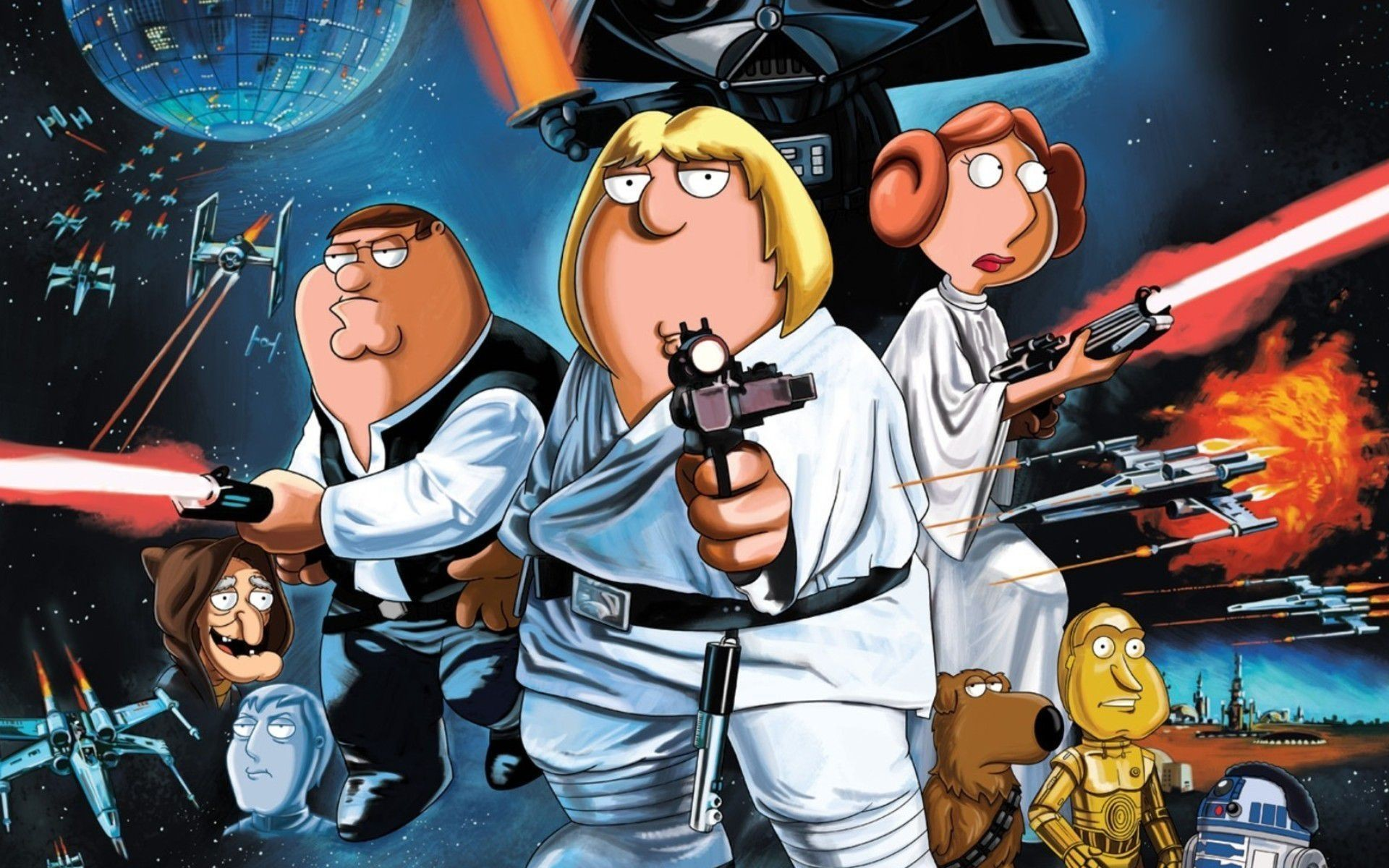 38 Family Guy HD Wallpapers