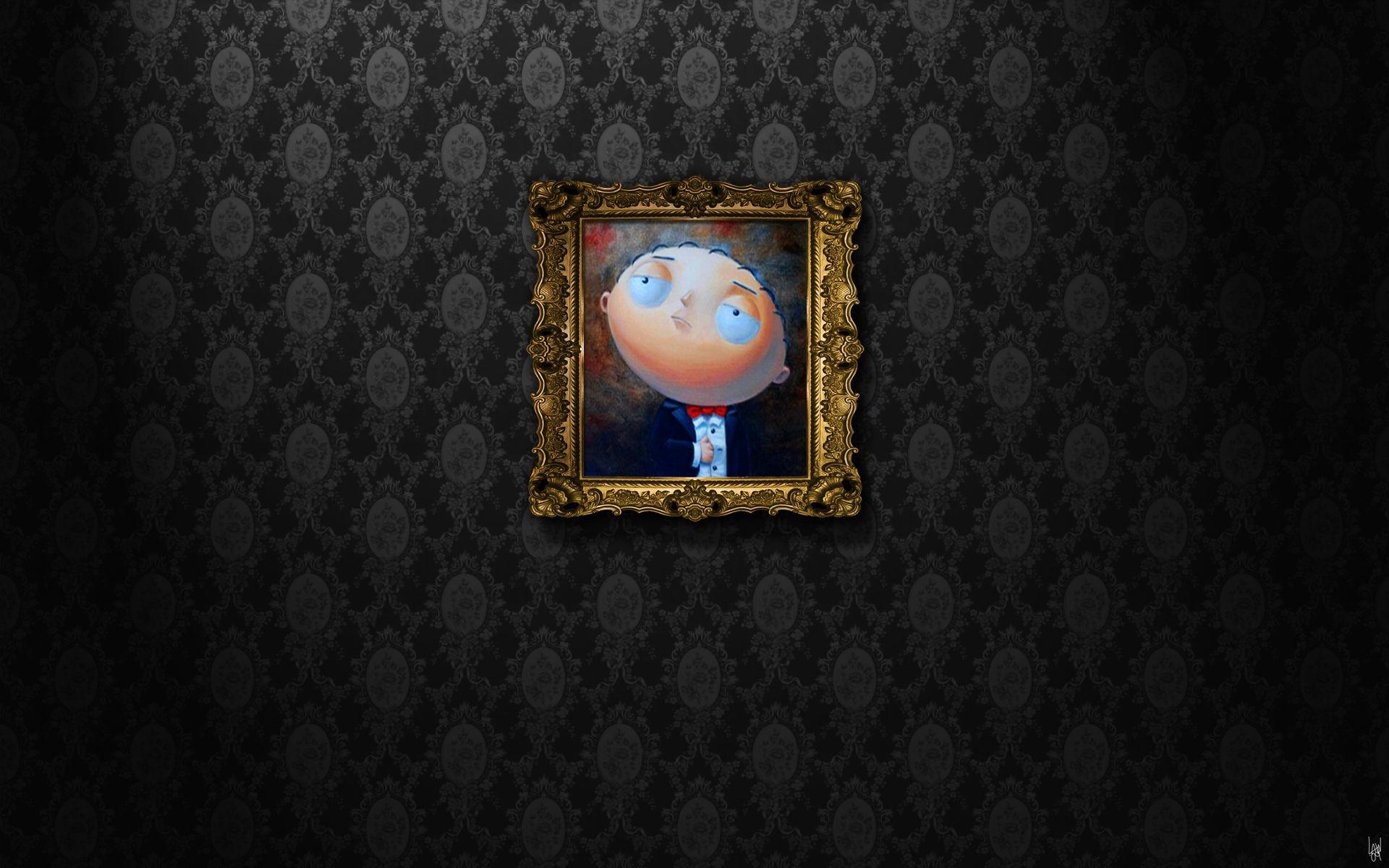 Stewie Griffin President by leeislee on DeviantArt
