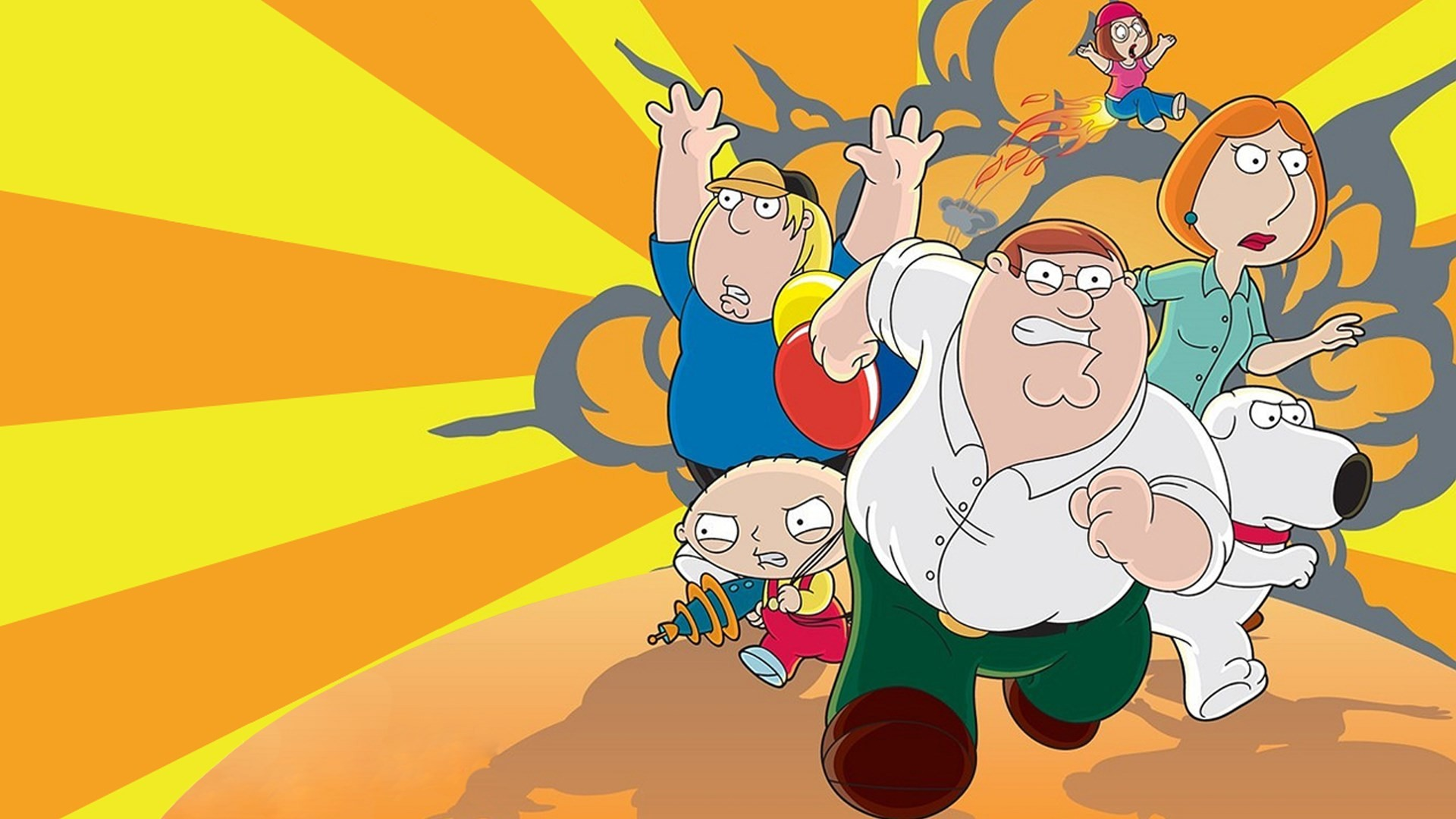 family guy hd wallpaper by Alston Nash-Williams (2017-03-05)