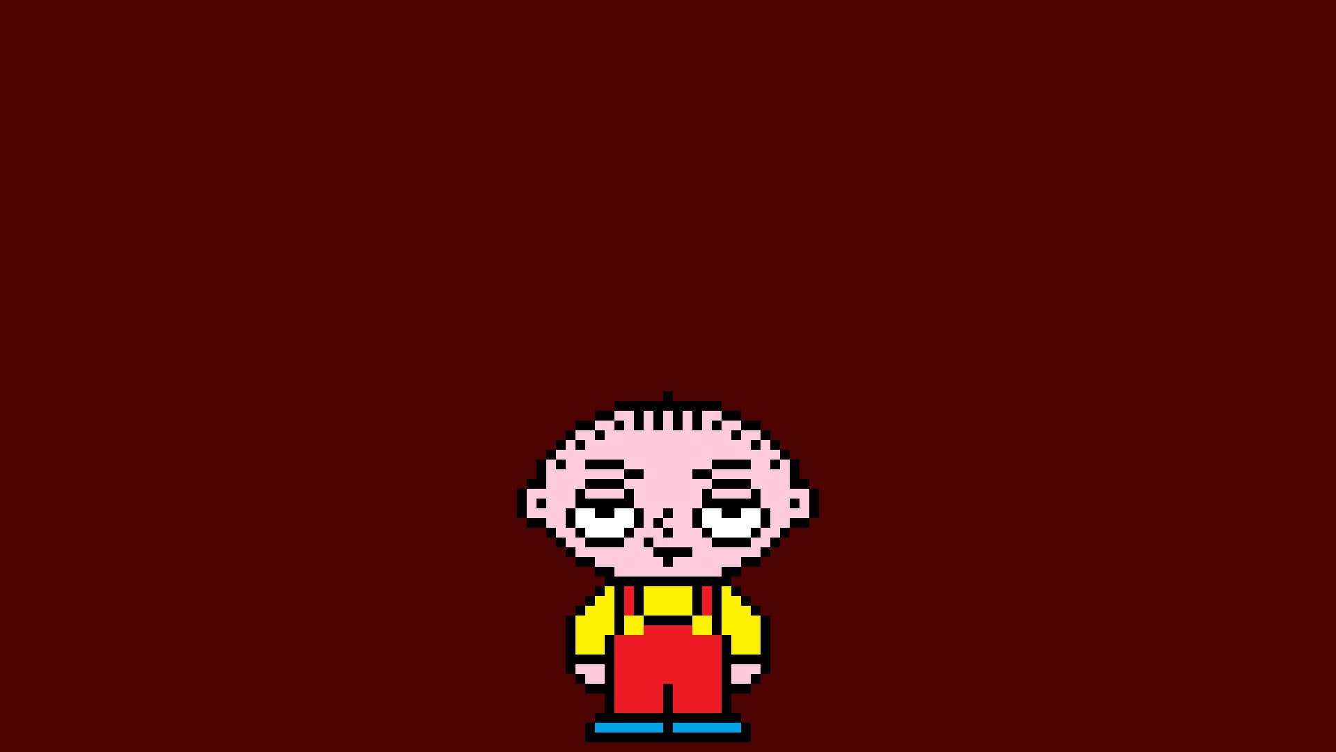 … stewie griffin pixel art pixels the family guy wallpapers hd …