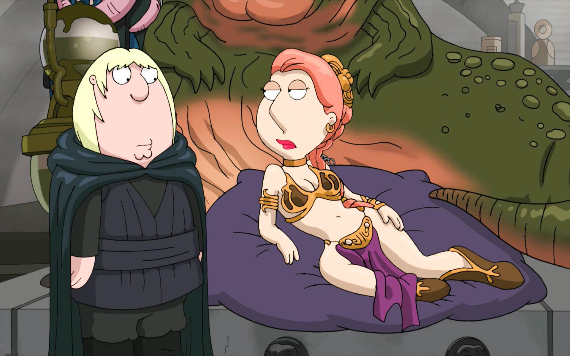 … Family Guy (8) …