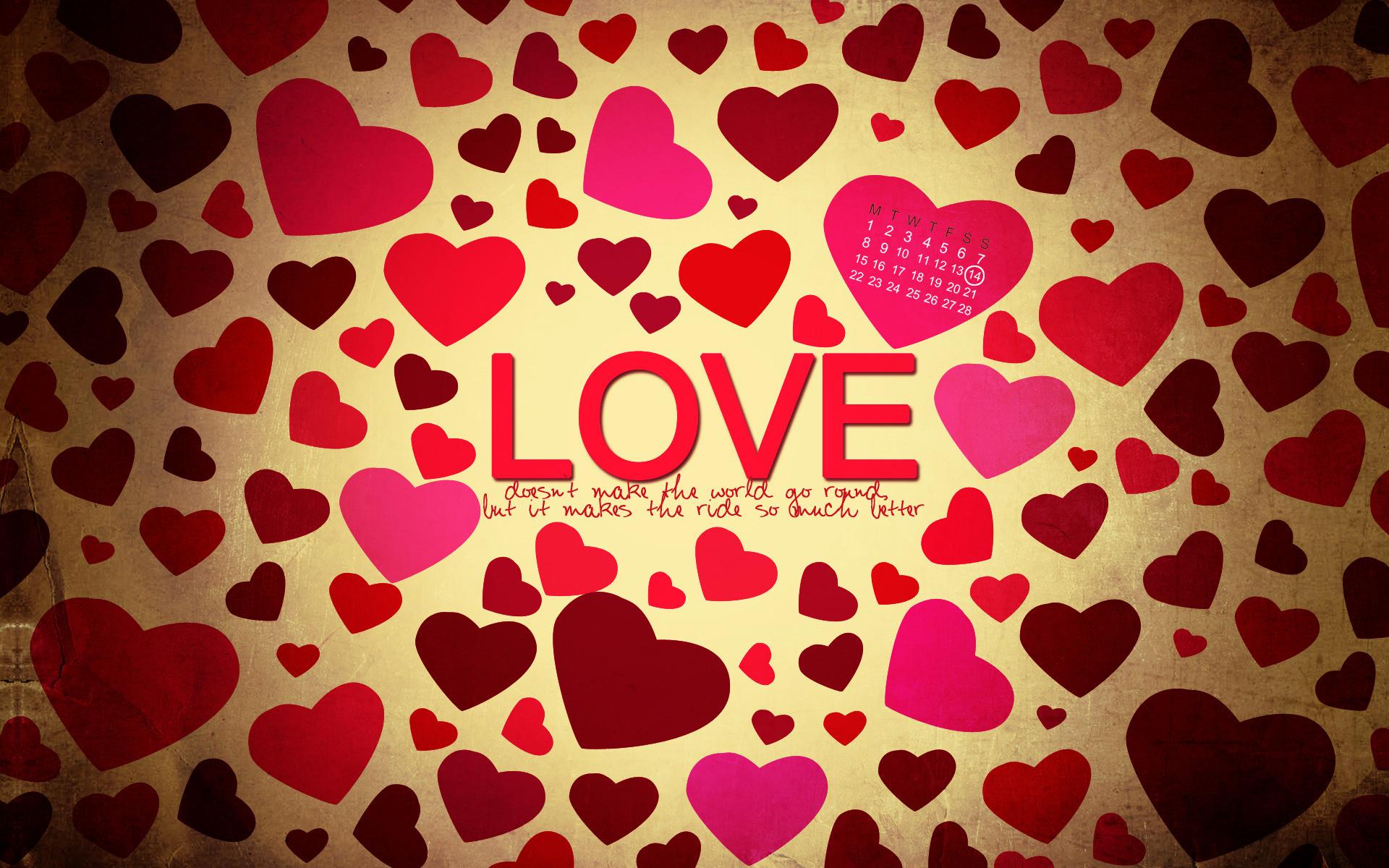 Download: Love – Valentine's Day HD Wallpaper