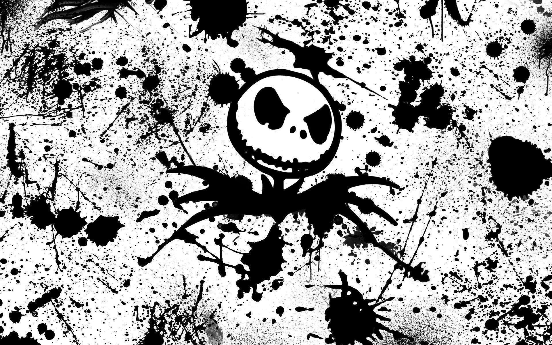 Wallpapers For > Jack Skellington Halloween Wallpaper