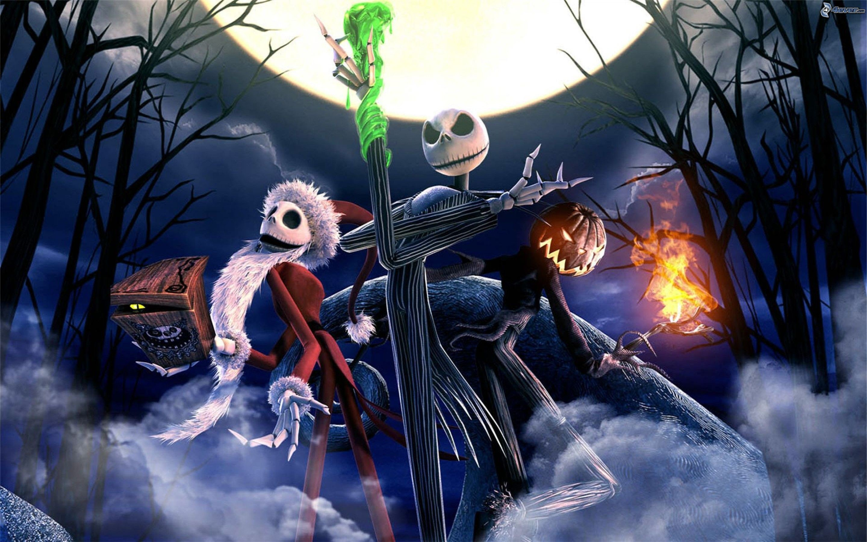 The Nightmare Before Christmas 15 Fun Facts! Crazy Jack Skellington …