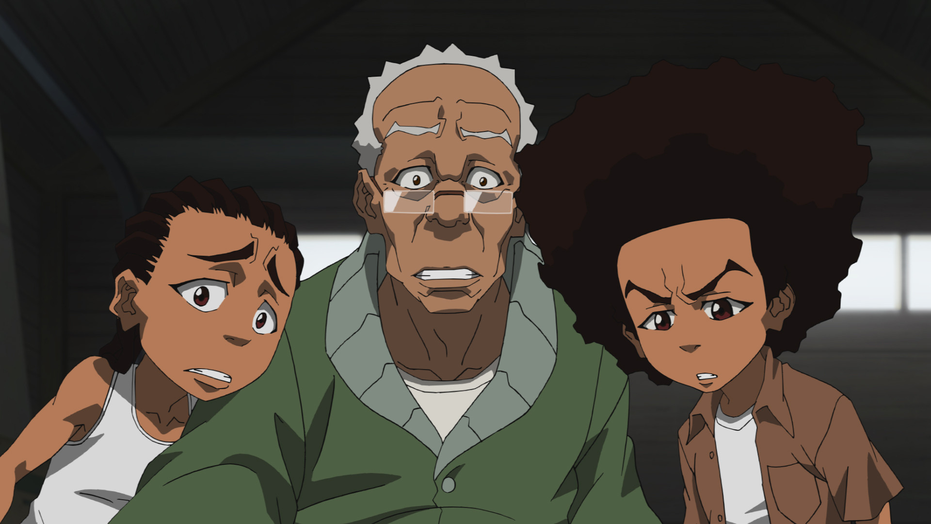 Boondocks Is Back But Without Creative Voice Aaron Mcgruder