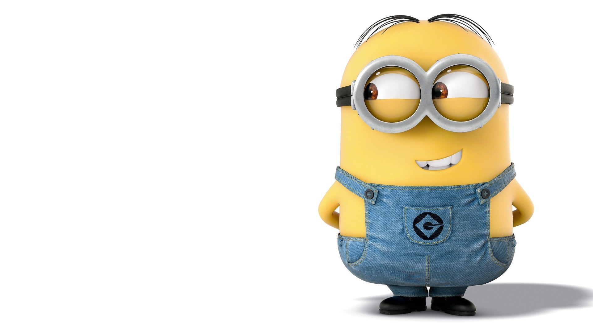 Minion stuart in despicable me 2 hd wallpaper ihd wallpapers .