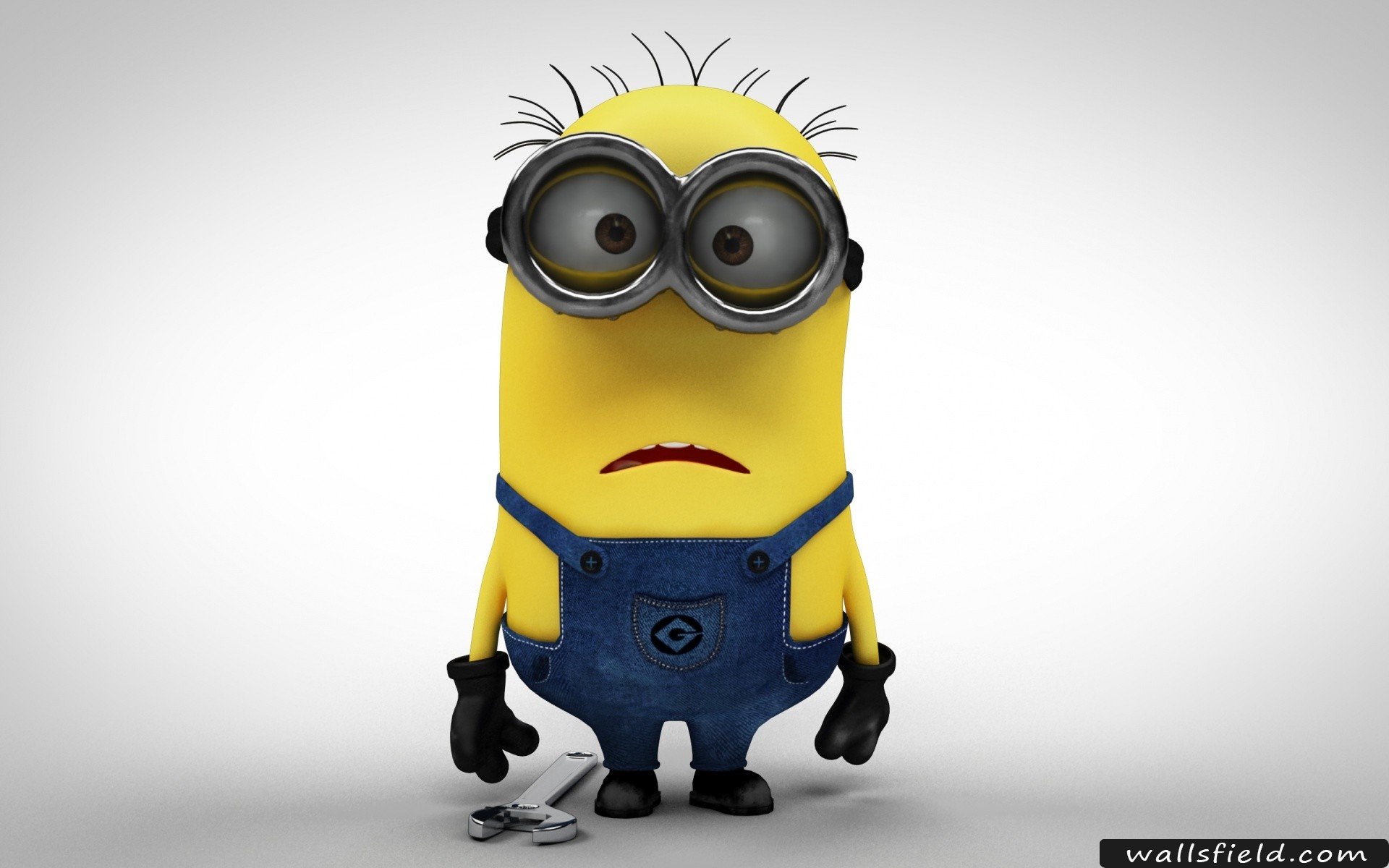 Collection of Despicable Me Minion Wallpaper on HDWallpapers Minion  Despicable Me Wallpapers Wallpapers)