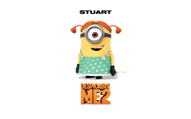 Stuart – Despicable Me 2 wallpaper