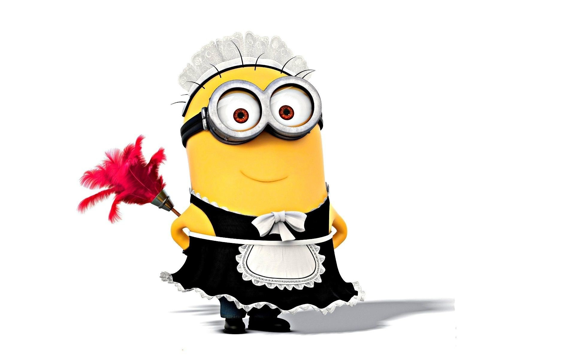 minioncornblob1 images Maid Minion is my FAV!!!! HD wallpaper and  background photos