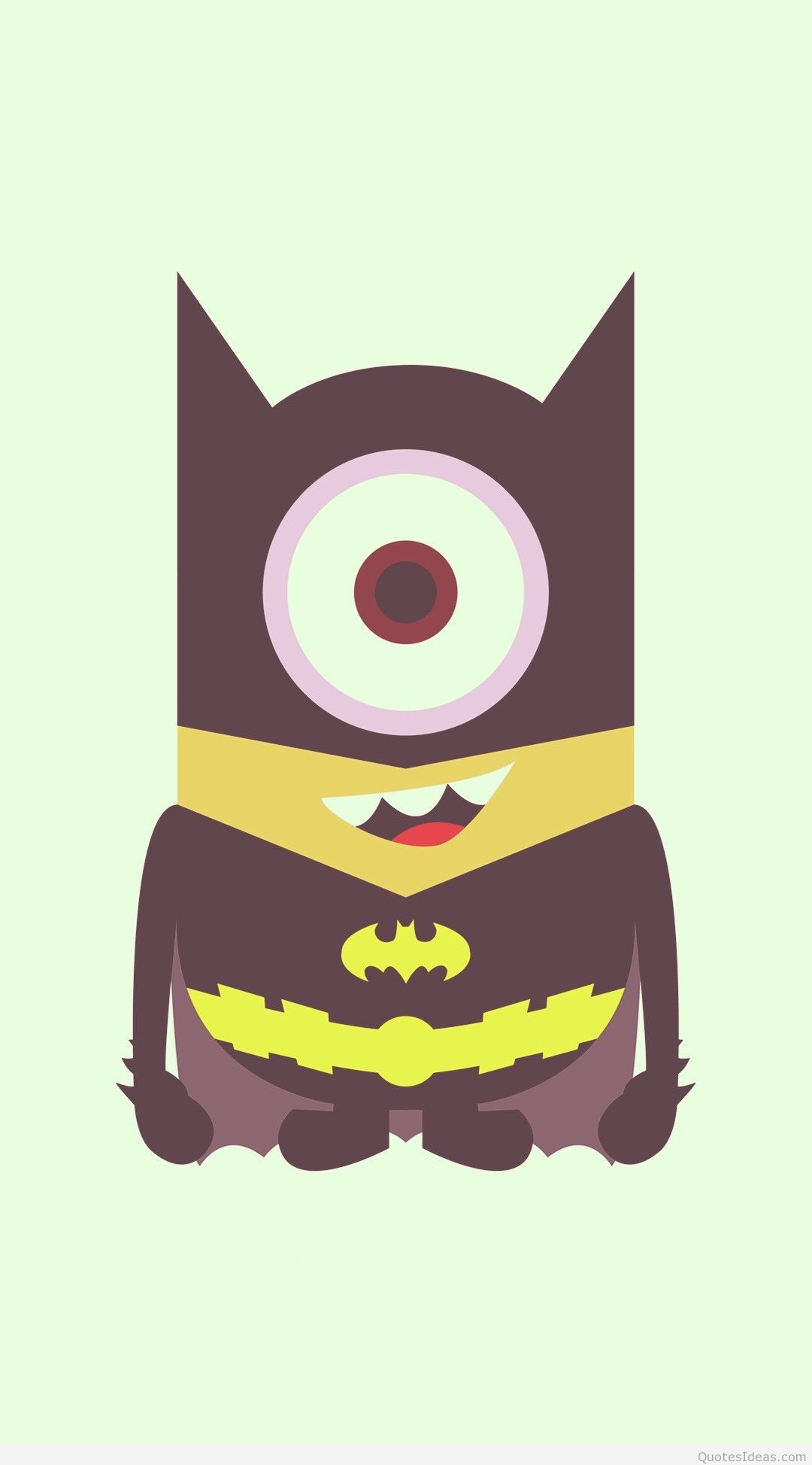 … cool bat man minion iphone 6 plus wallpaper – despicable me 2014  halloween-f95571 …