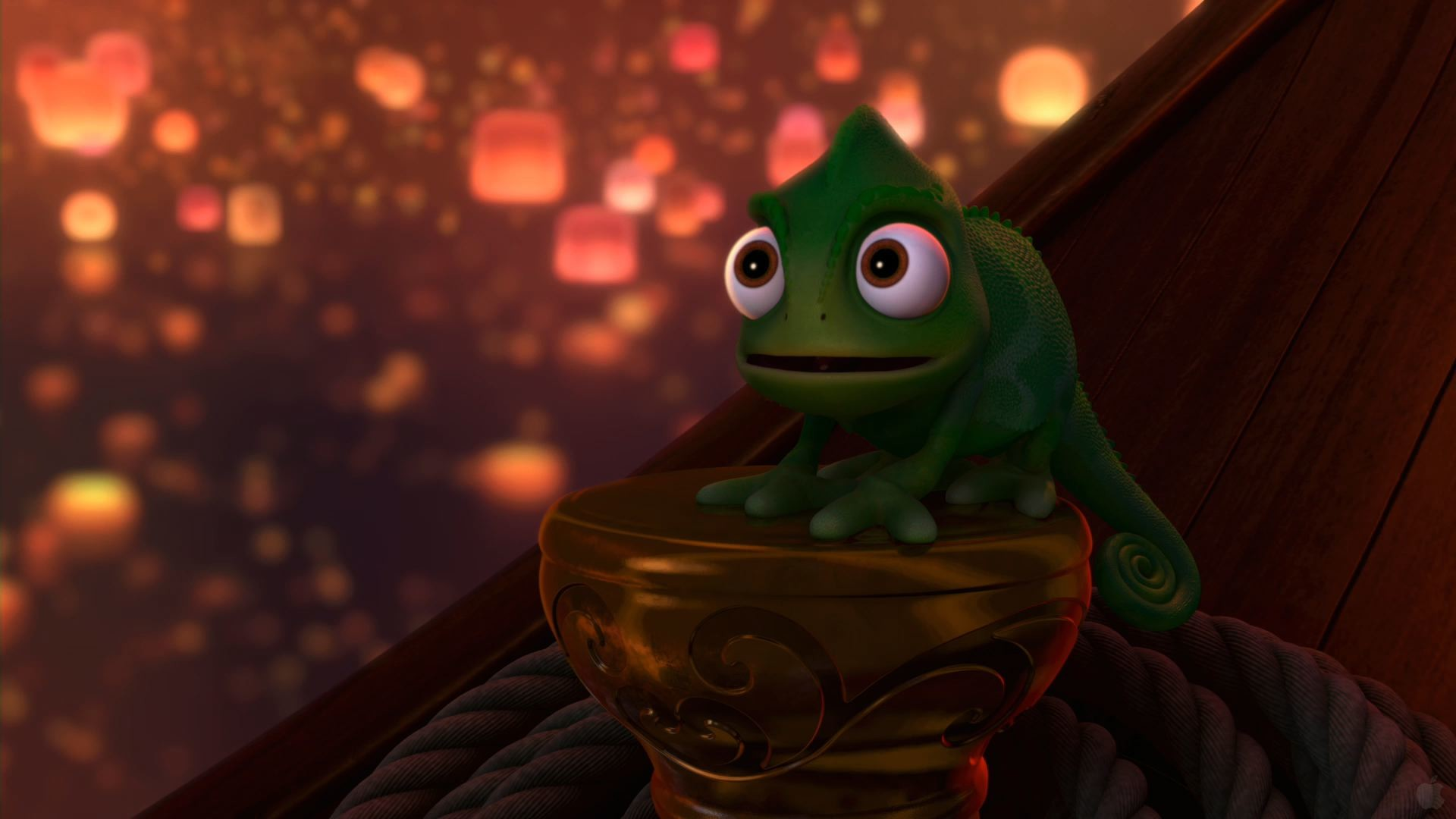 Pascal Tangled | Pascal in Disney's Tangled wallpaper – Click picture for  high .