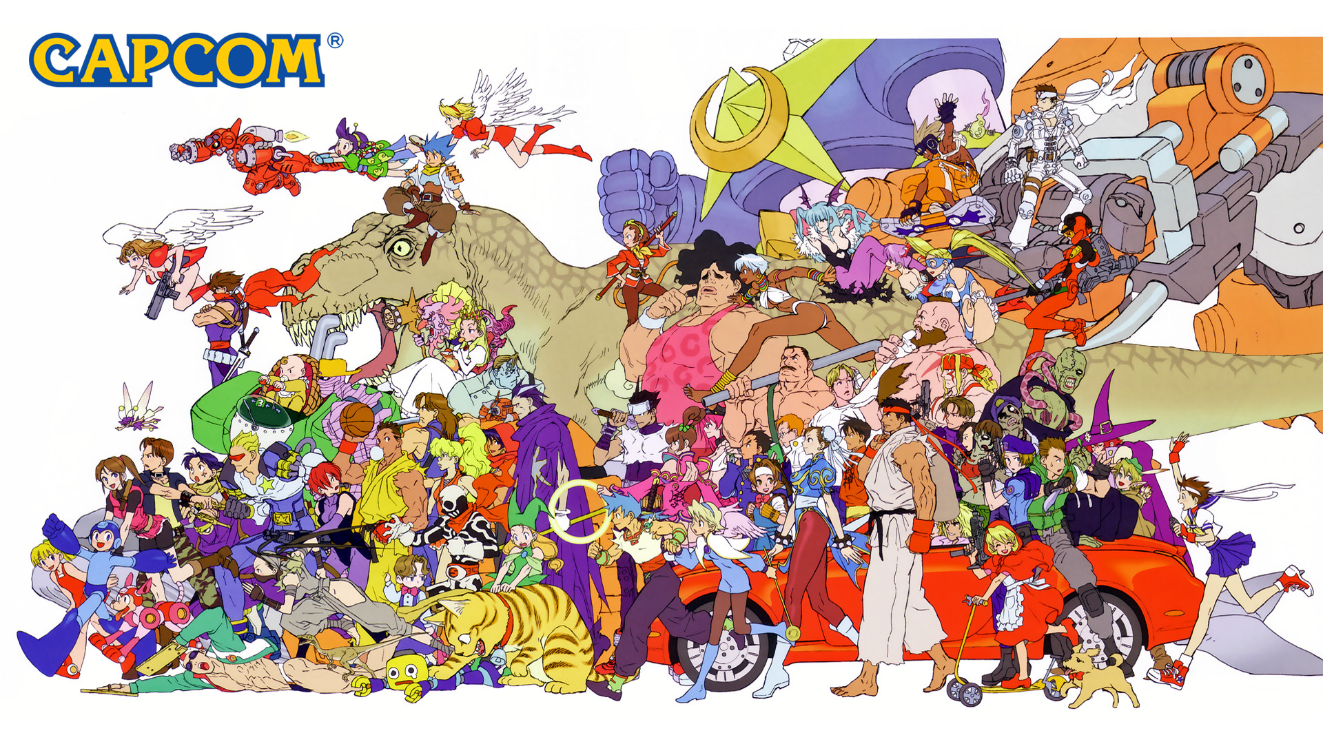 All 80s Cartoon Characters