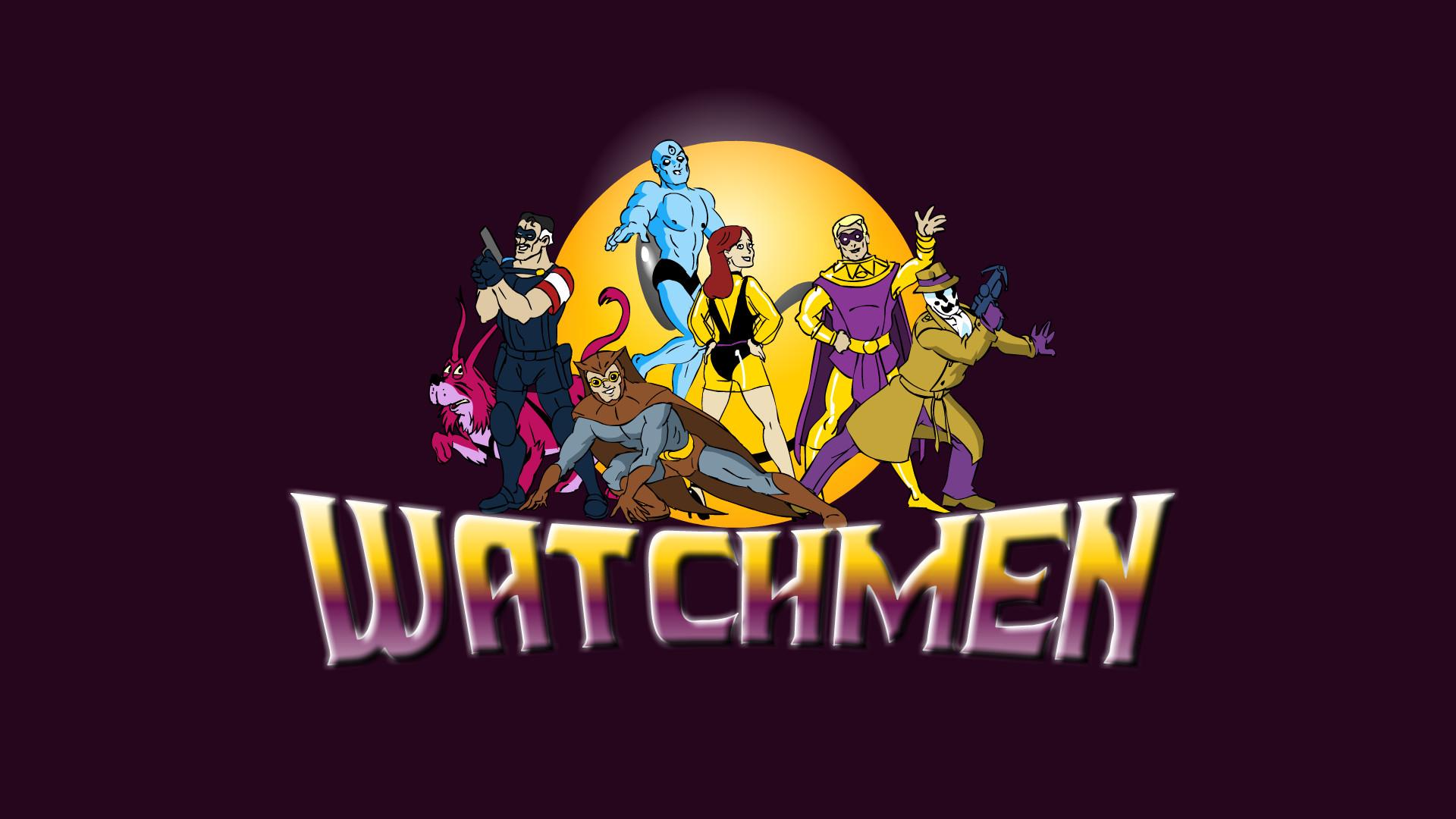 Amazing 39467819 Watchmen Wallpapers | px