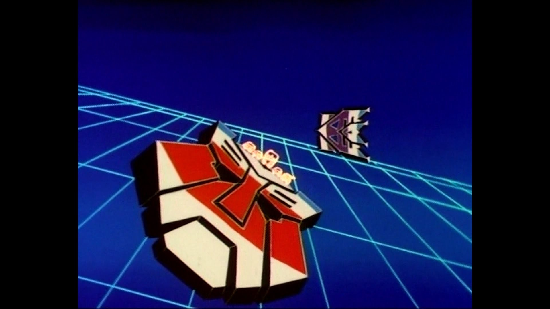 Awesome 80's Cartoon and TV Show Intros Transformers season 1