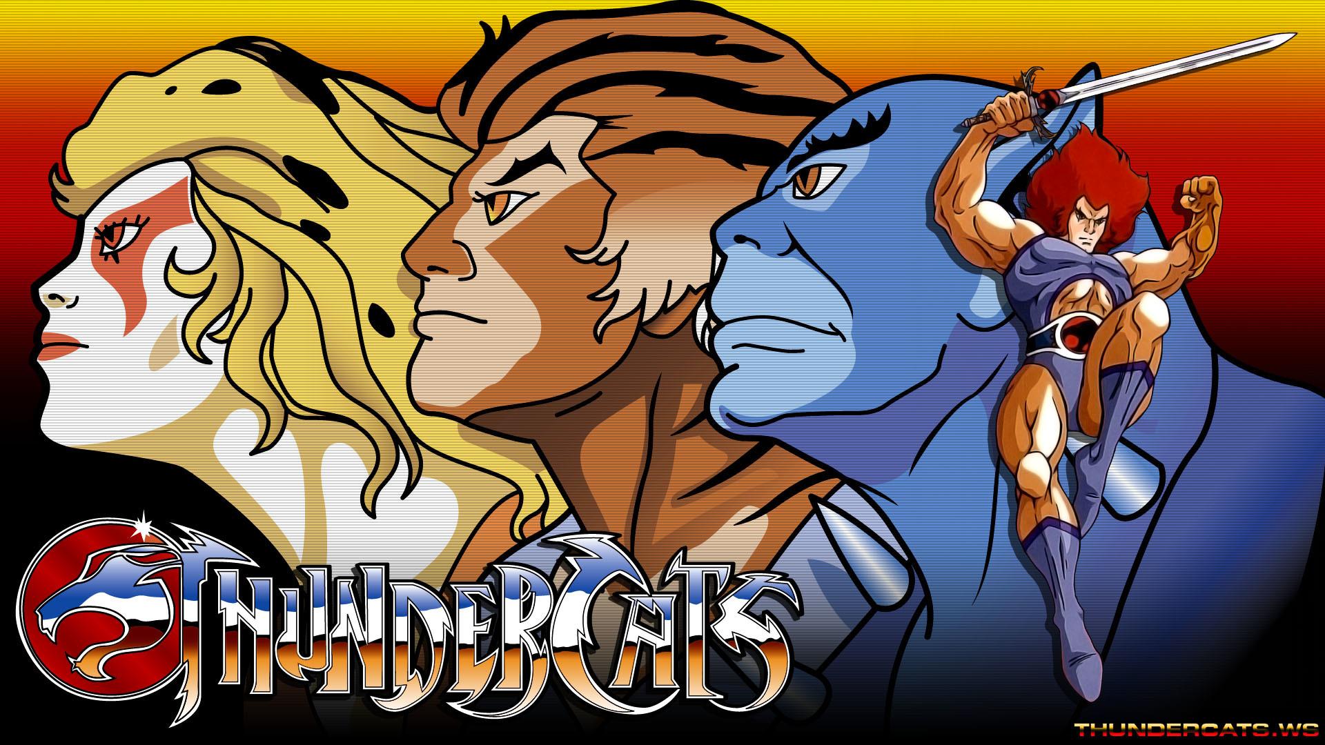 Thundercats Full HD Wallpaper