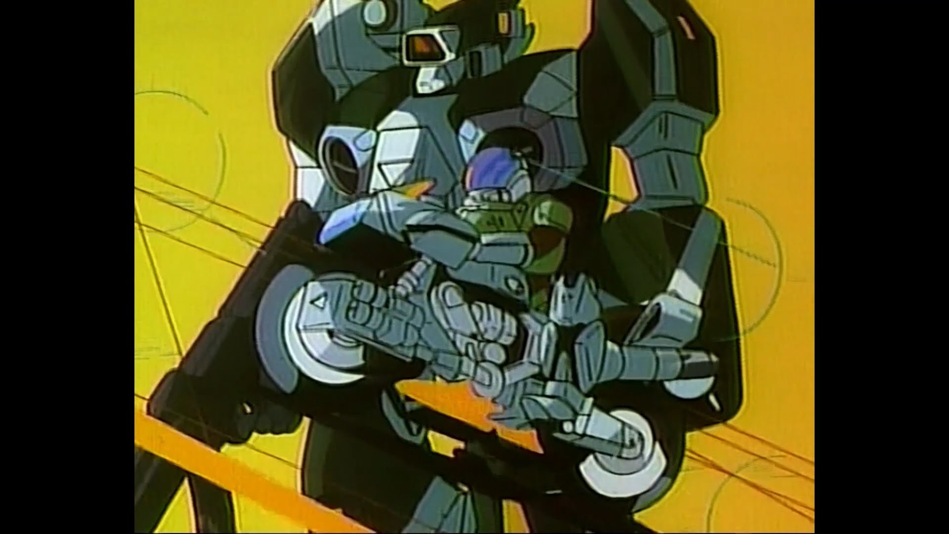 Awesome 80's Cartoon and TV Show Intros ROBOTECH Remaster New Generation –  YouTube
