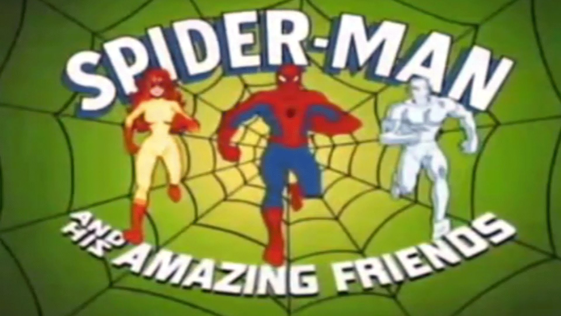 Spider Man and His Amazing Friends '80s Cartoon HQ Theme Intro – YouTube