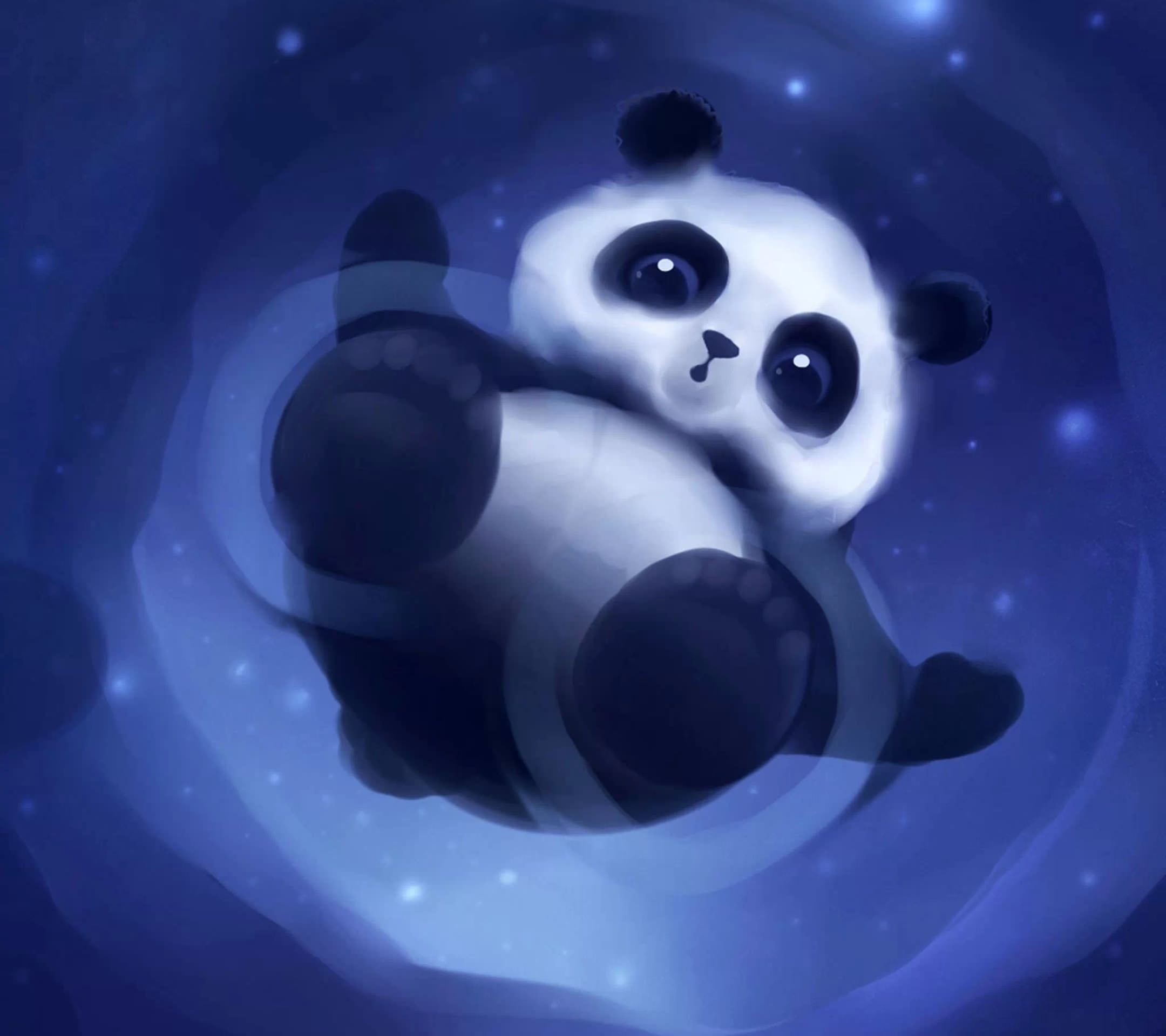 Animal Panda Android SmartPhone Wallpaper