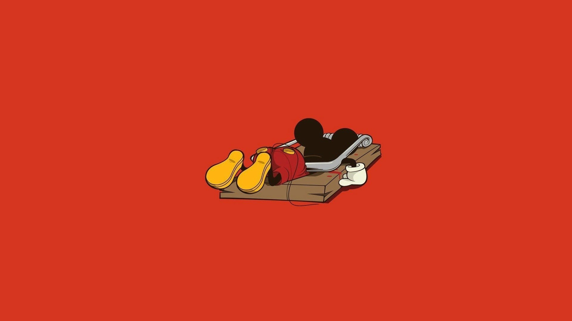 Mickey Mouse · HD Wallpaper | Background ID:235093