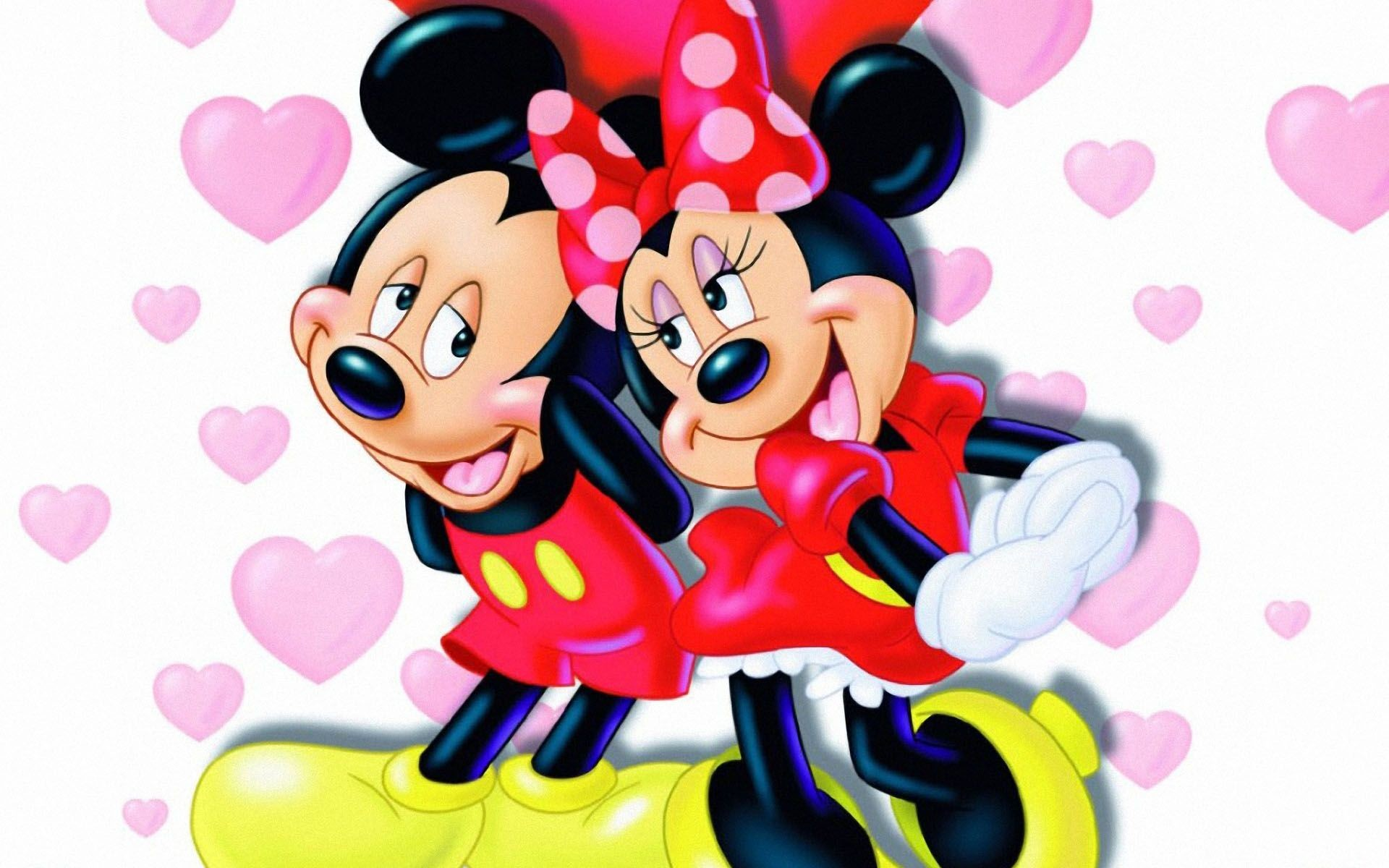 valentines Mickey Mouse pic