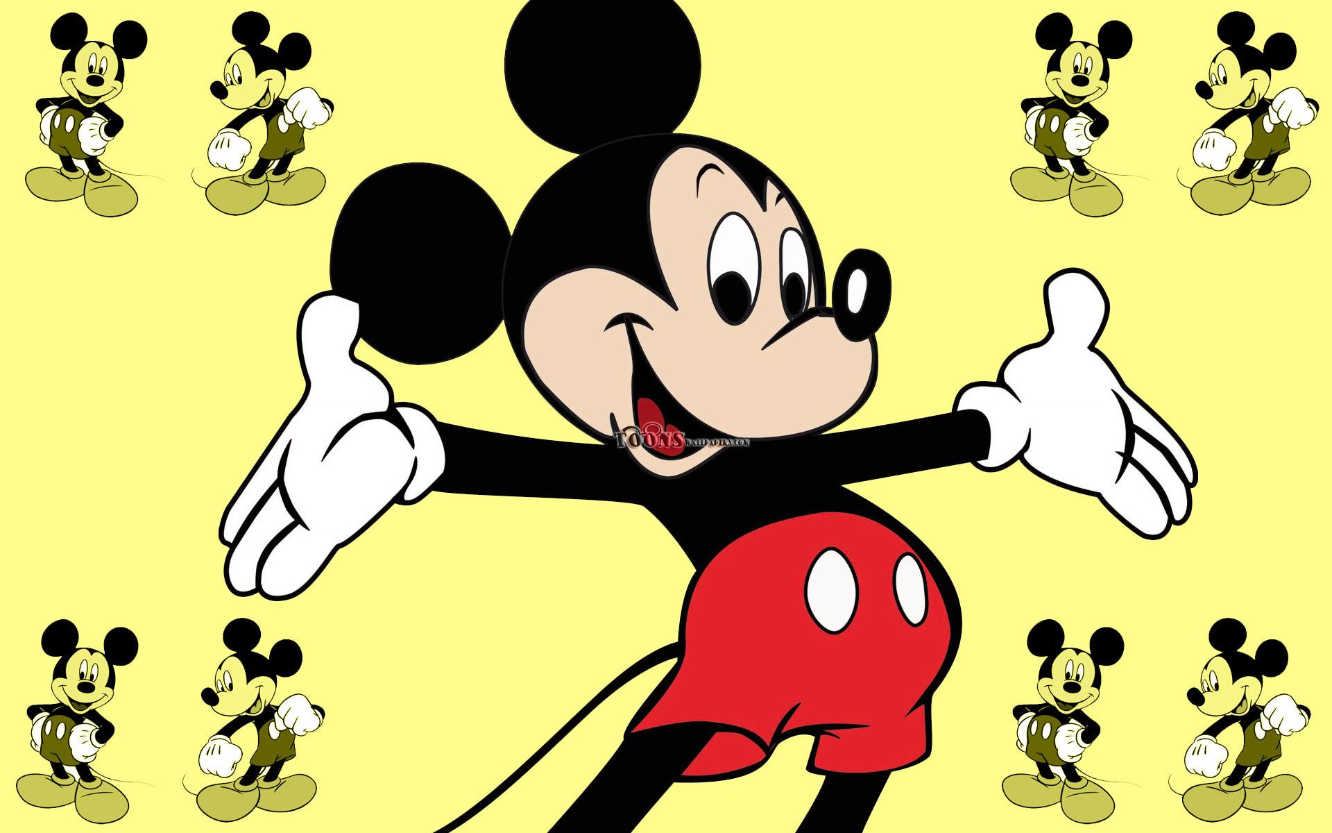 Mickey Mouse Wallpaper | Download Wallpaper Bunga
