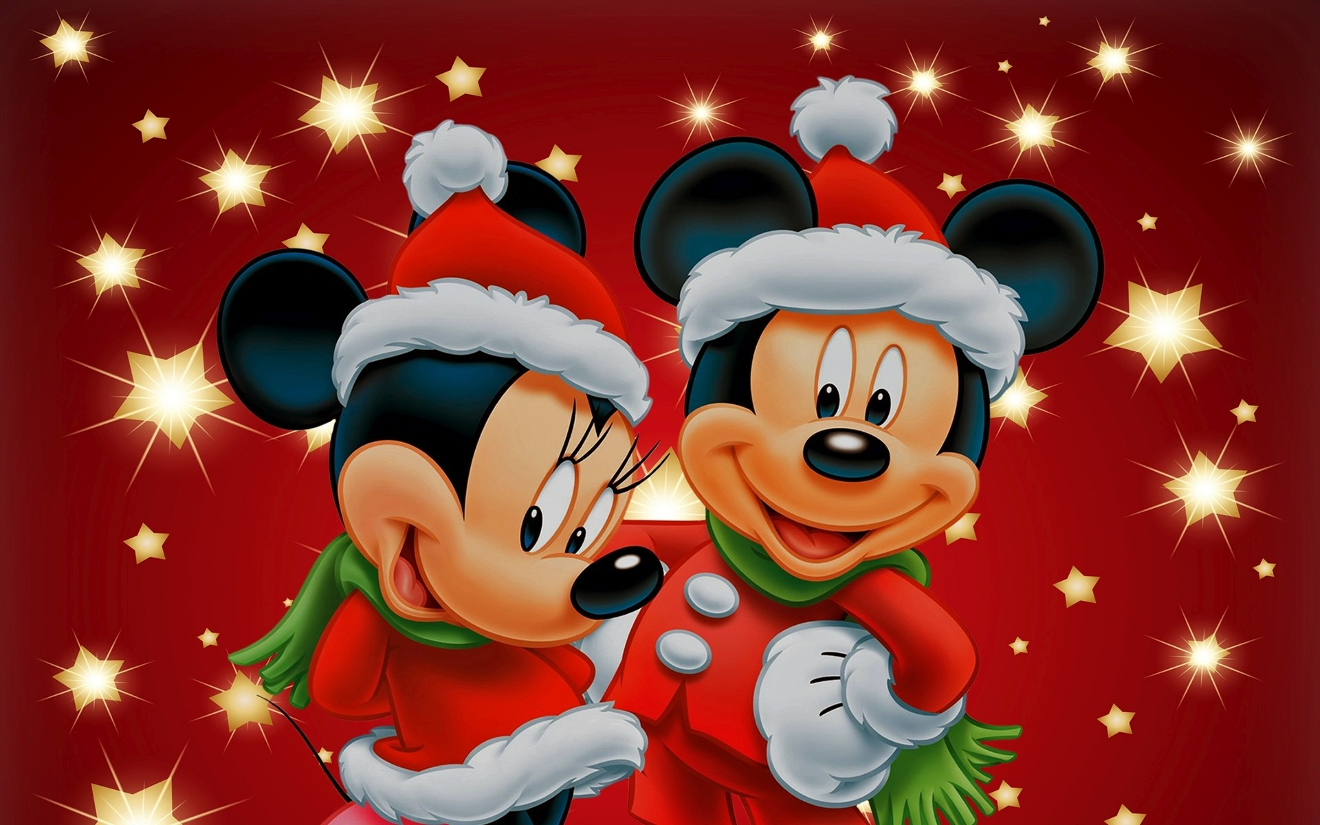 Mickey Mouse and Minnie wallpaper #30344