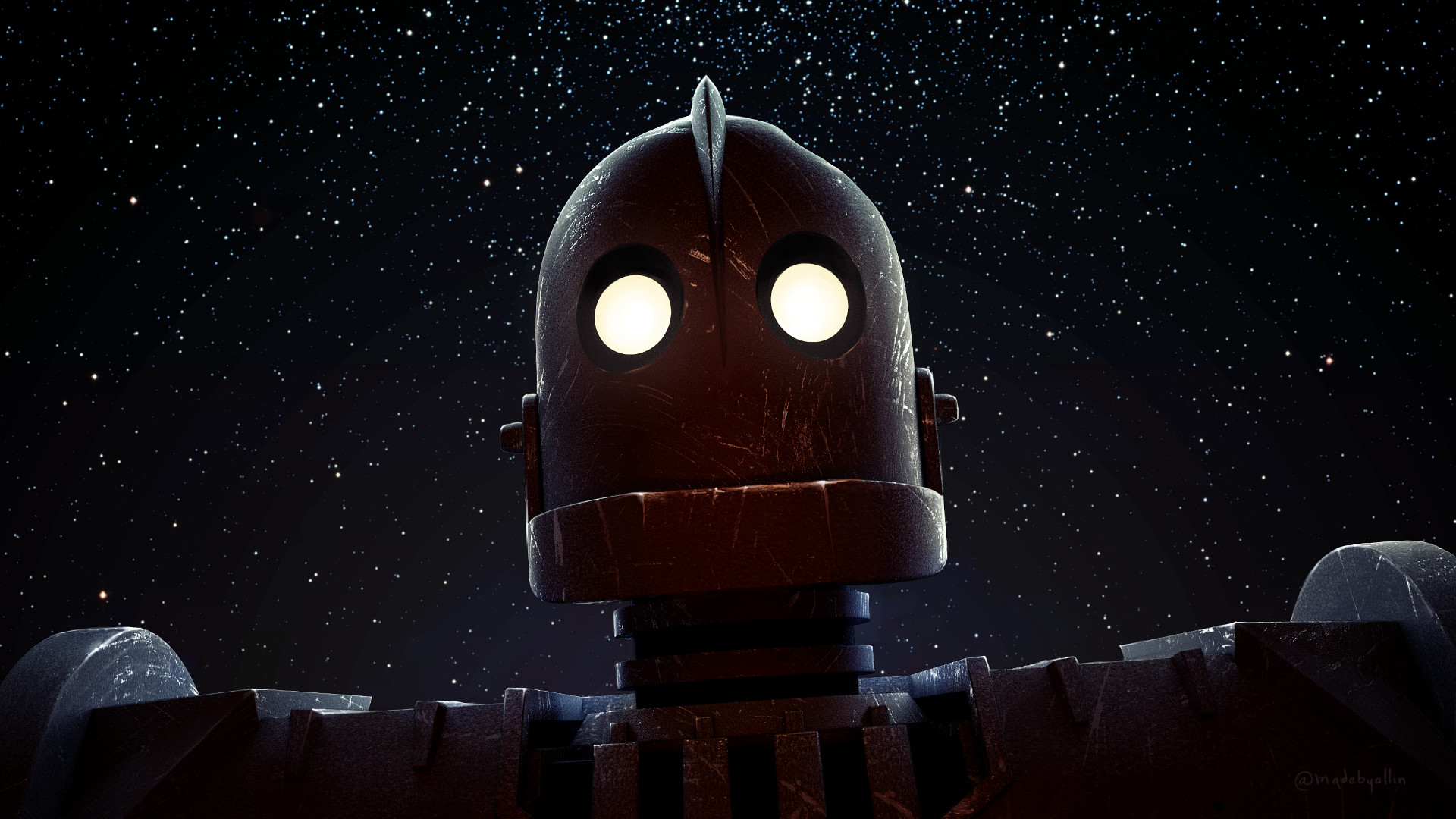 The Iron Giant [1920×1080] …
