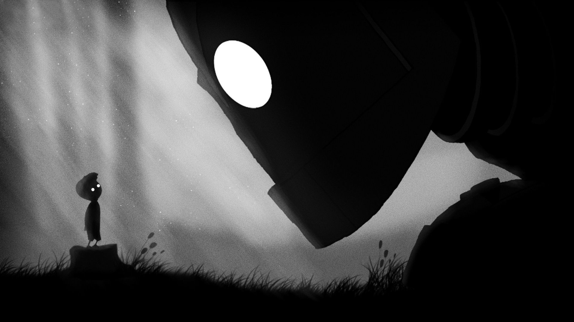 Limbo and Iron Giant Computer Wallpapers, Desktop Backgrounds .
