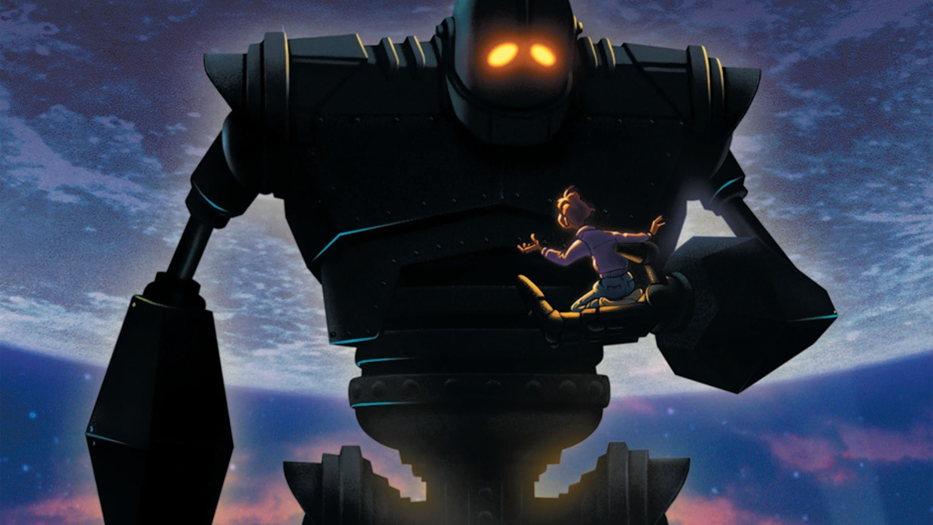 The Iron Giant : Animation Film 1999